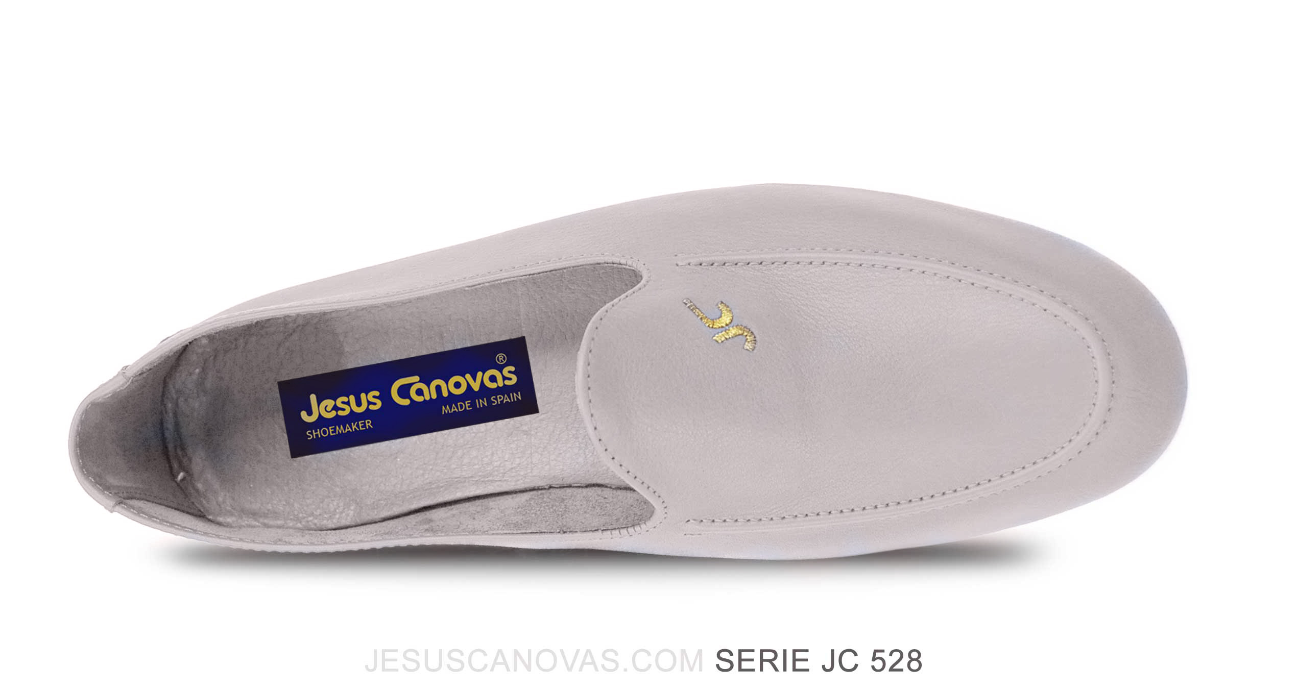 Foto 2 de Zapatos Julio Iglesias 528 JC Perla Napa Mocasin