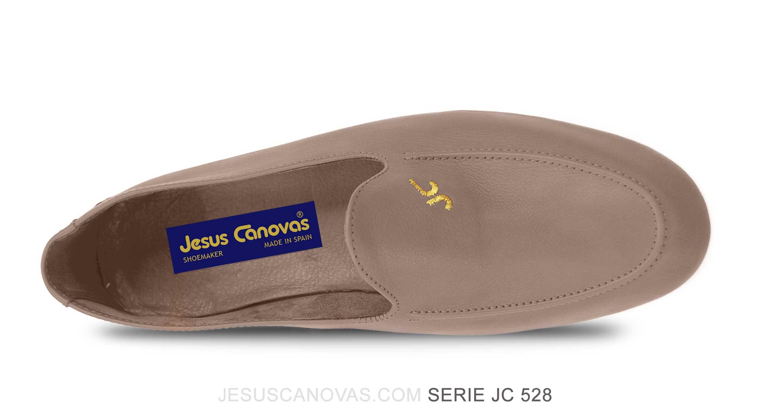 Foto 2 de Zapatos Julio Iglesias 528 JC Taupe Piel Napa