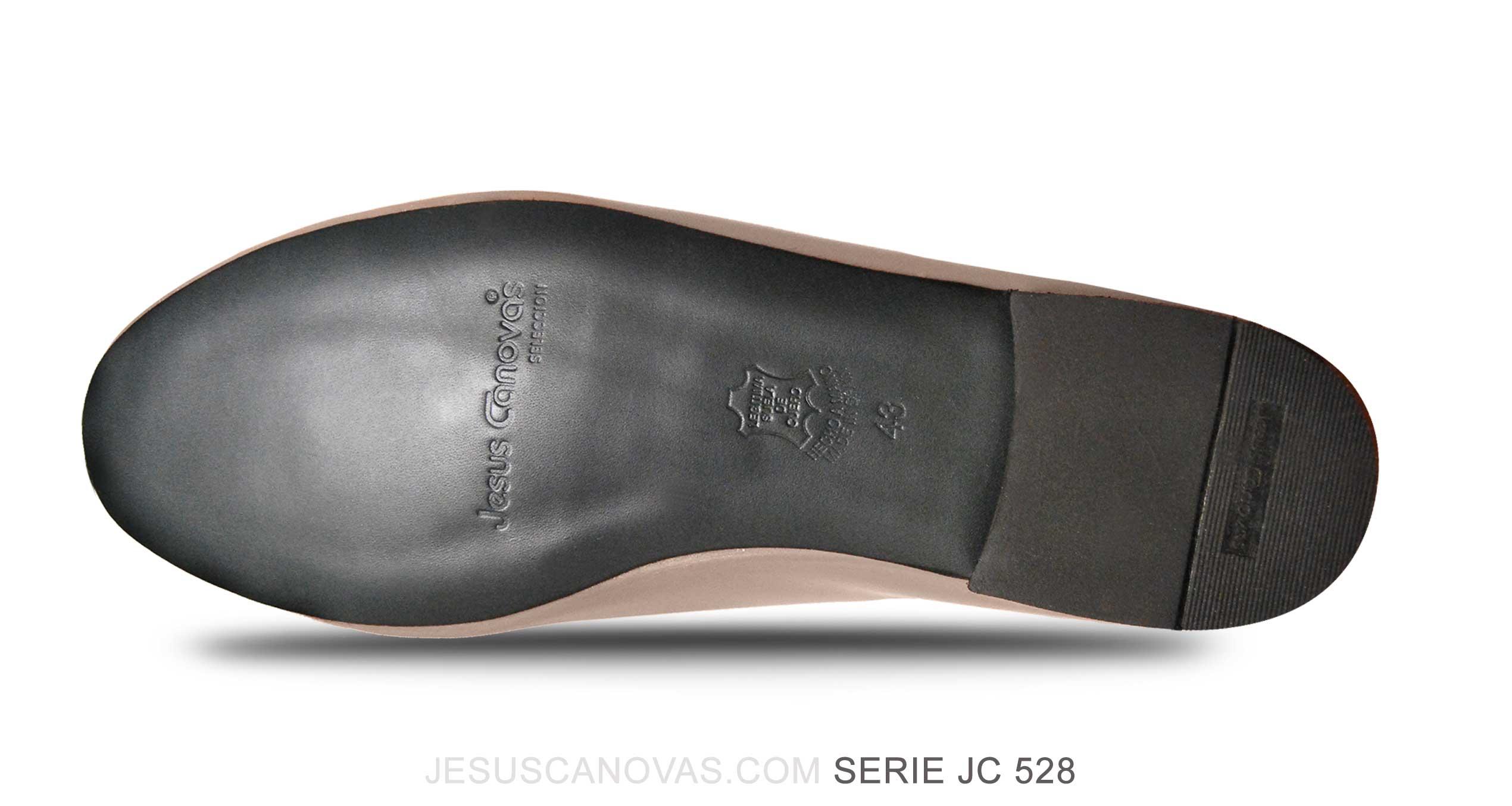 Foto 3 de Zapatos Julio Iglesias 528 JC Taupe Piel Napa