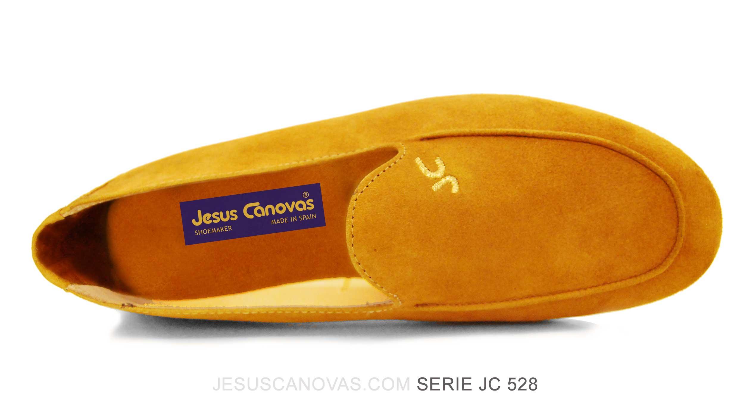 Foto 2 de Zapatos Julio Iglesias Mocasin Camel ante