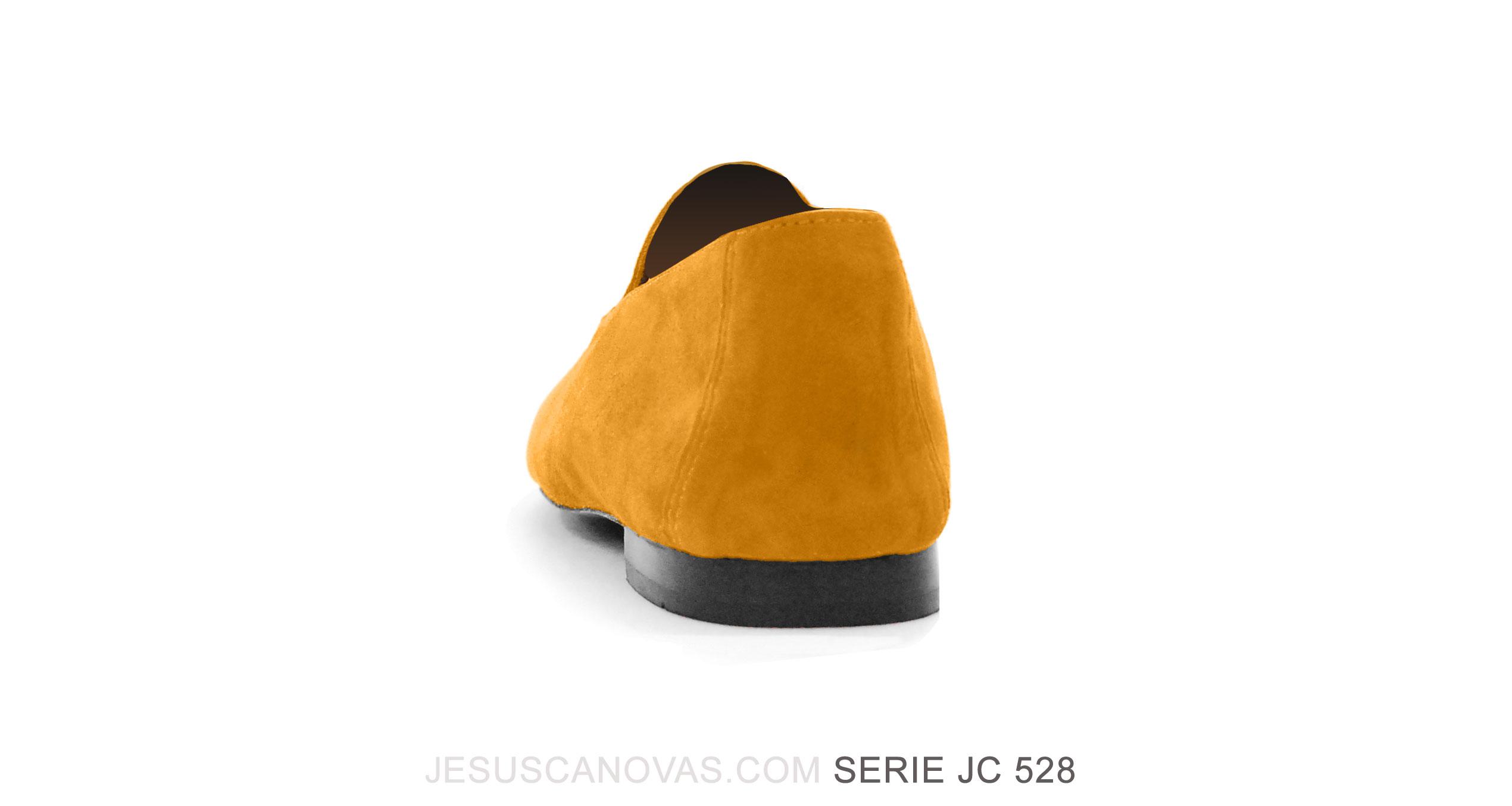 Foto 4 de Zapatos Julio Iglesias Mocasin Camel ante