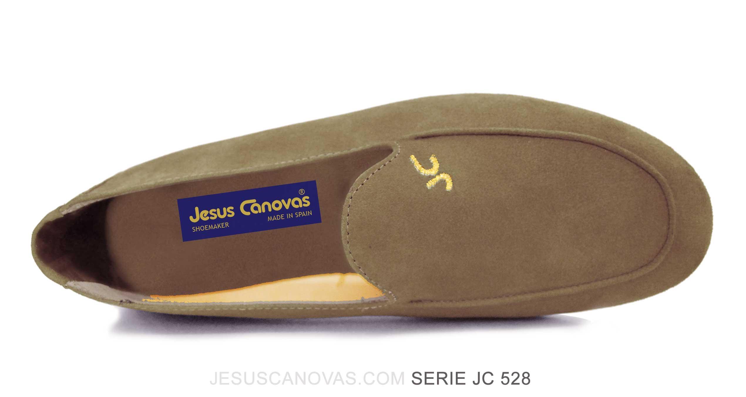 Foto 2 de Zapatos Julio Iglesias Mocasin Taupe ante