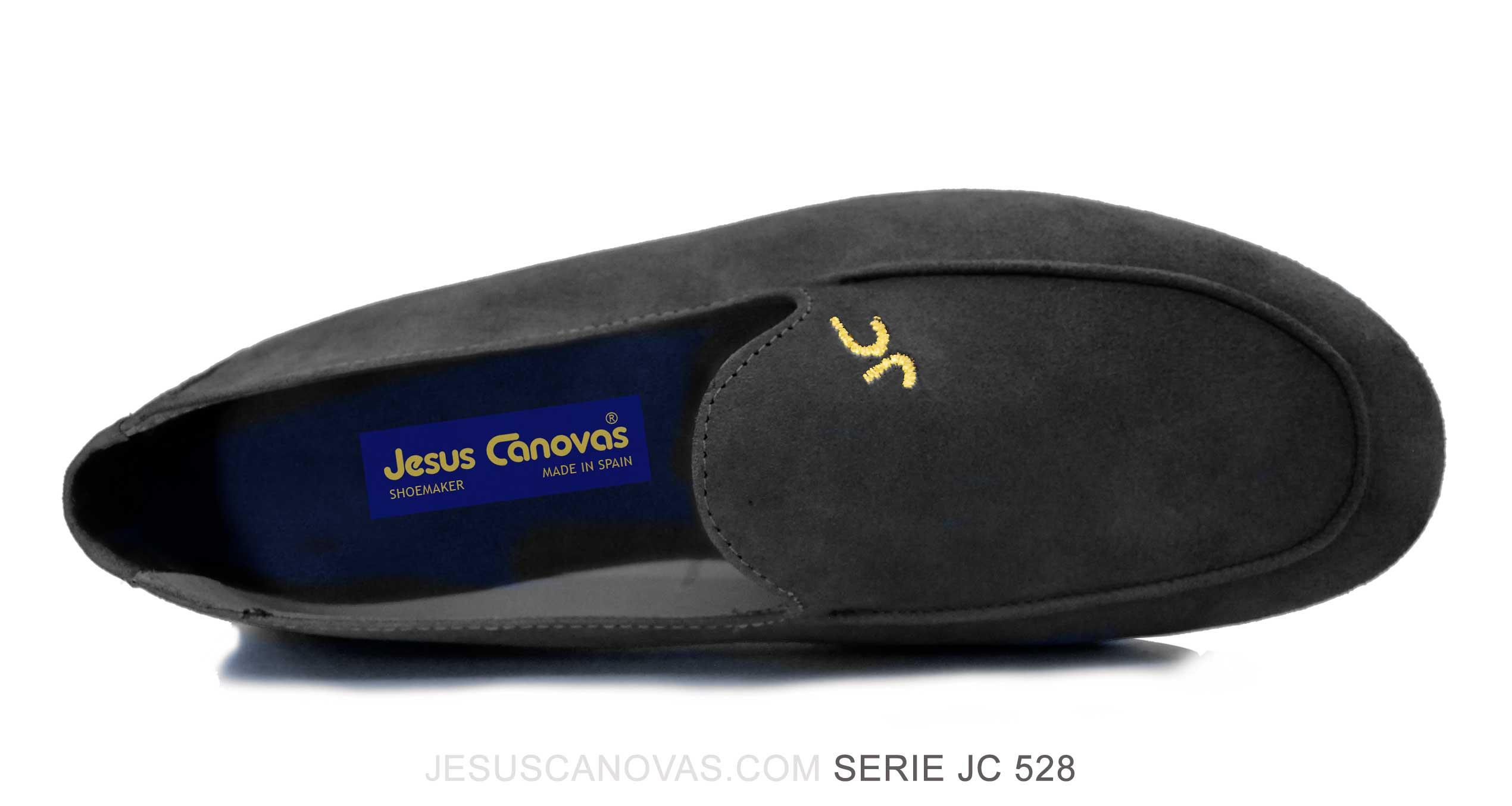 Foto 2 de Zapatos Julio Iglesias Mocasin Marino Ante