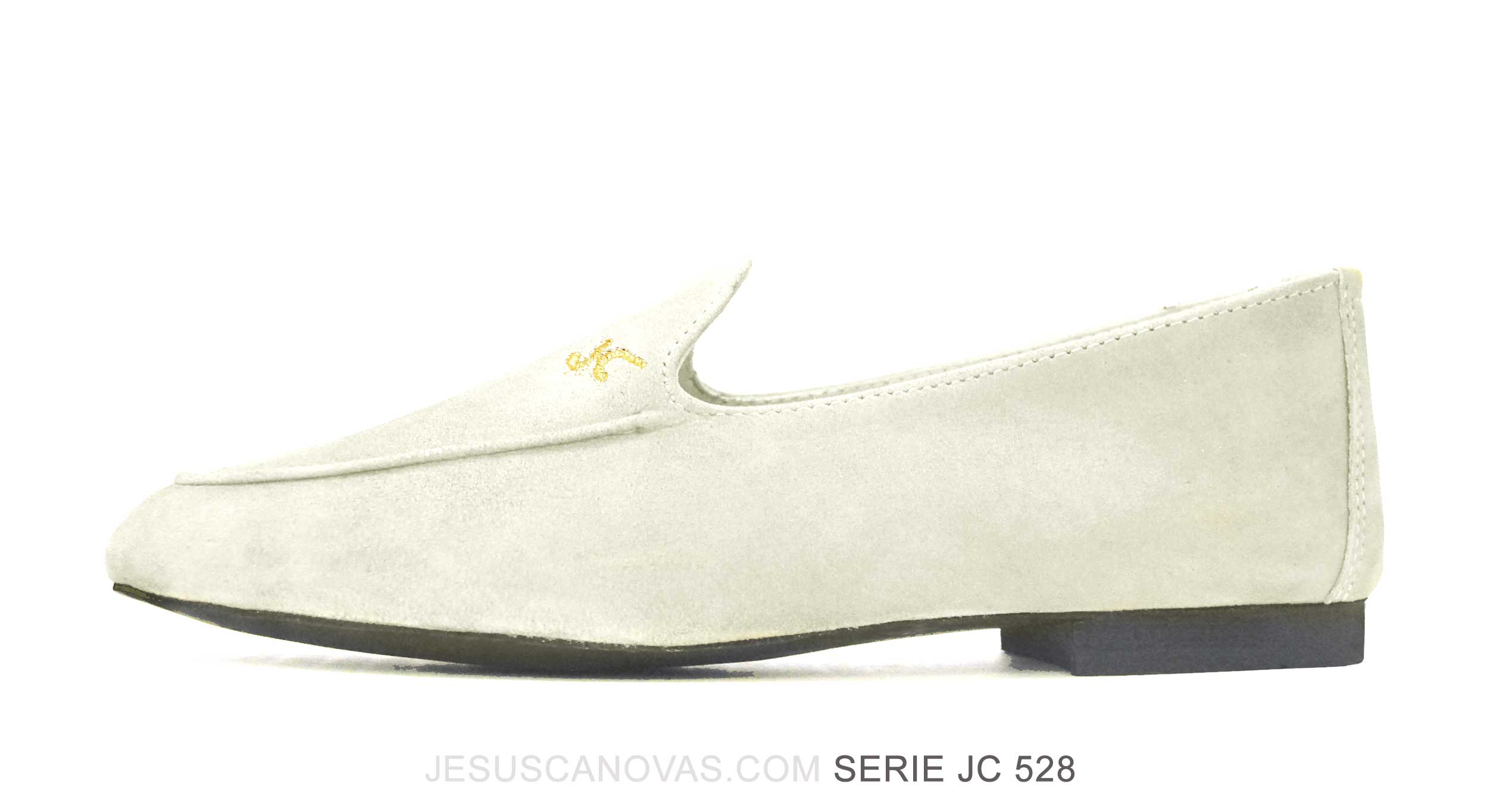 Foto 1 de Zapatos Julio Iglesias Mocasin Hielo ante