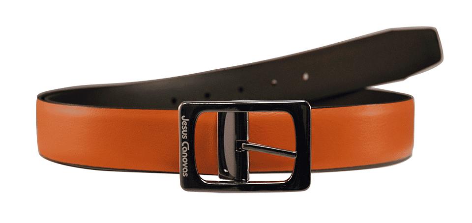 Foto 1 de Cinturón Reversible Cuero