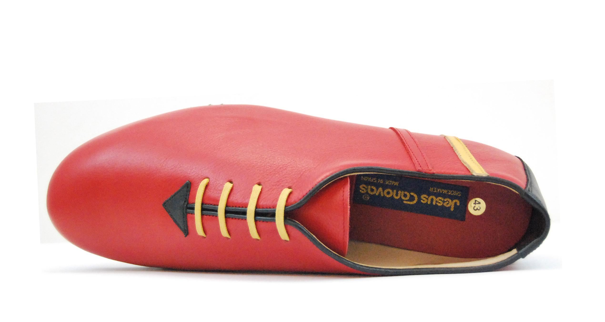 Foto 2 de Sneaker 529 Sport Napa Vacuno Rojo