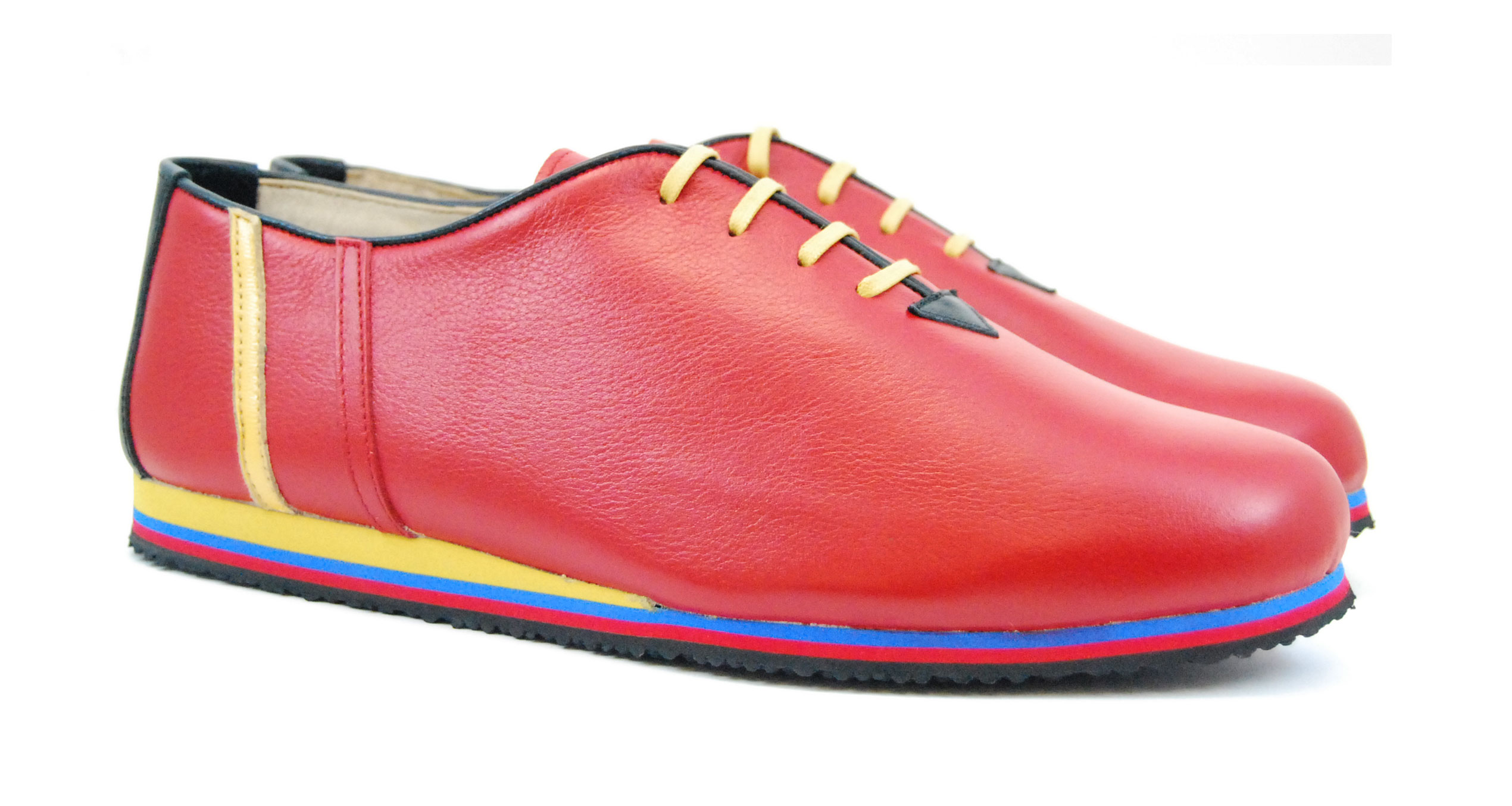 Foto 5 de Sneaker 529 Sport Napa Vacuno Rojo