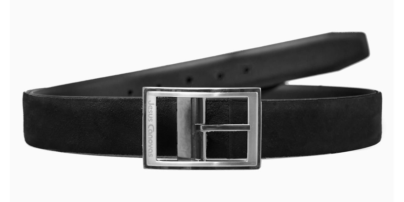 Foto 1 de Cinturon ante Negro