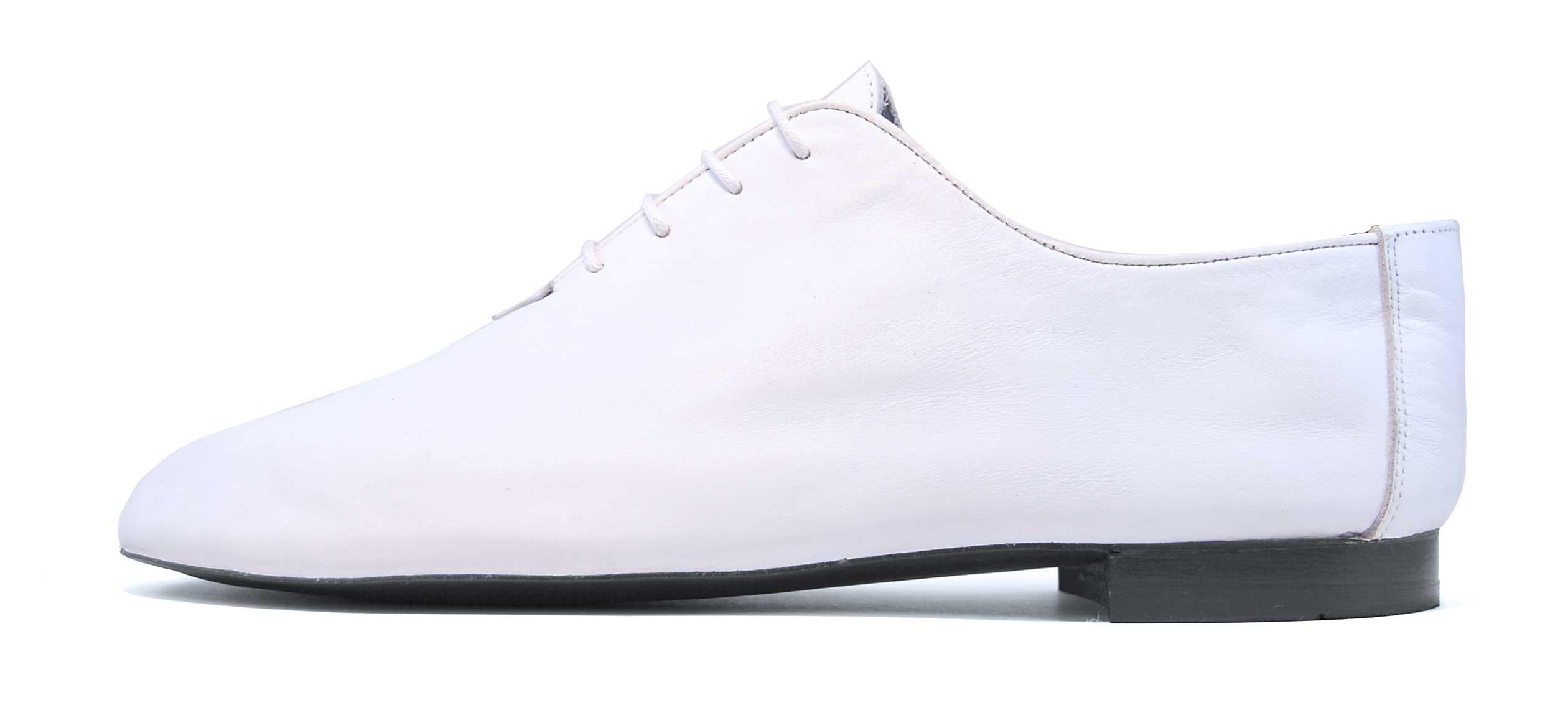 Foto 1 de Zapatos Julio Iglesias Cordon 529 Blanco Napa
