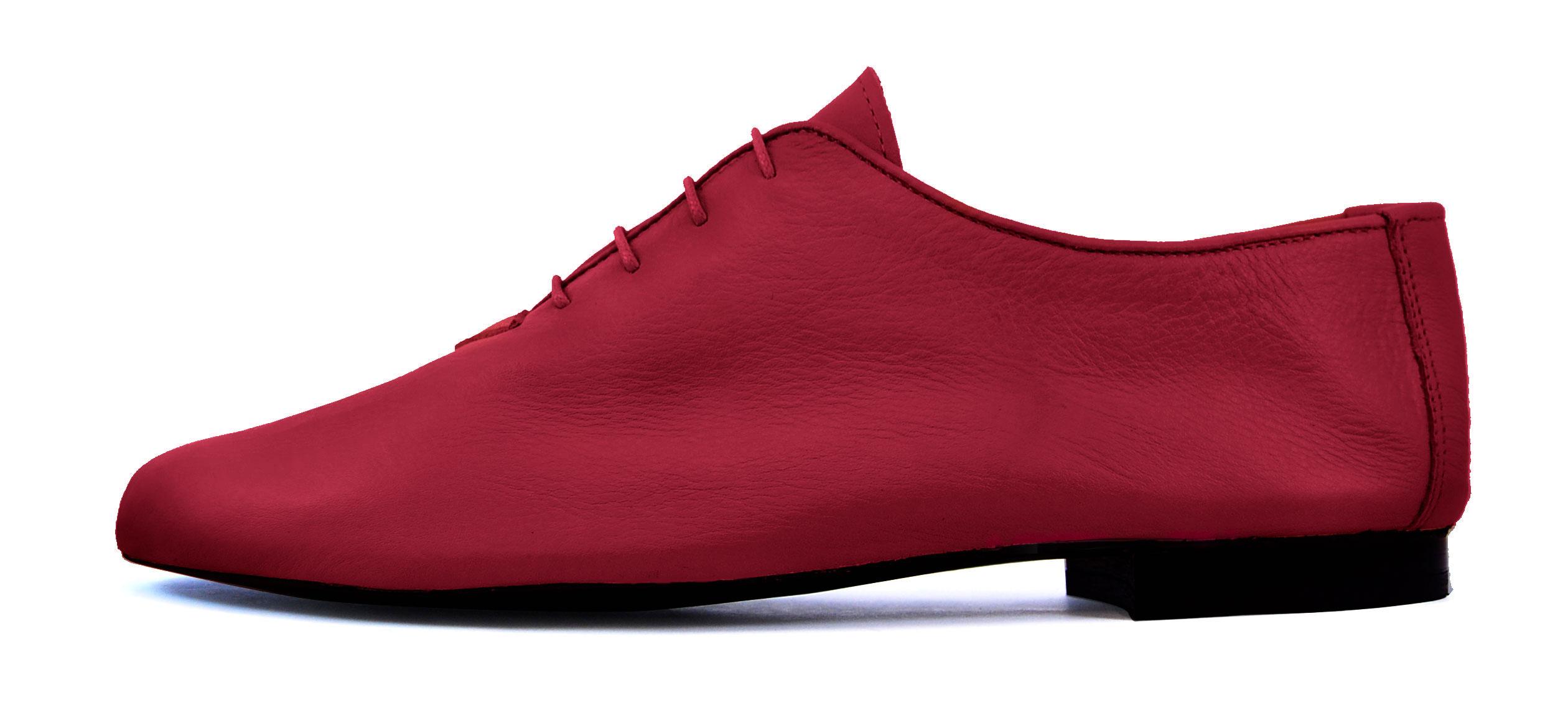 Foto 1 de Zapatos Julio Iglesias Cordon 529 Burdeos Napa
