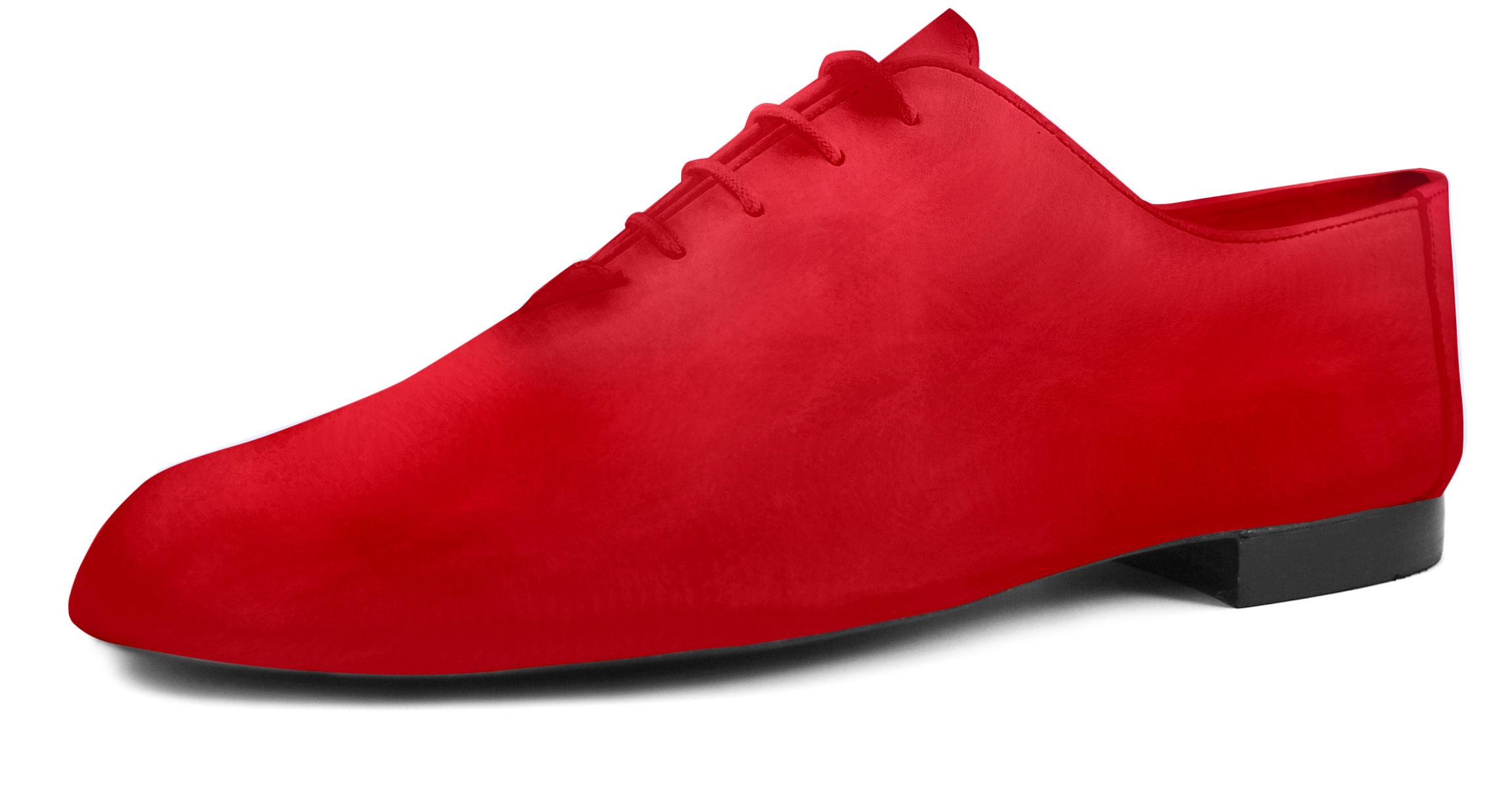 Foto 5 de Zapatos Julio Iglesias Cordon 529 JC Rojo Napa