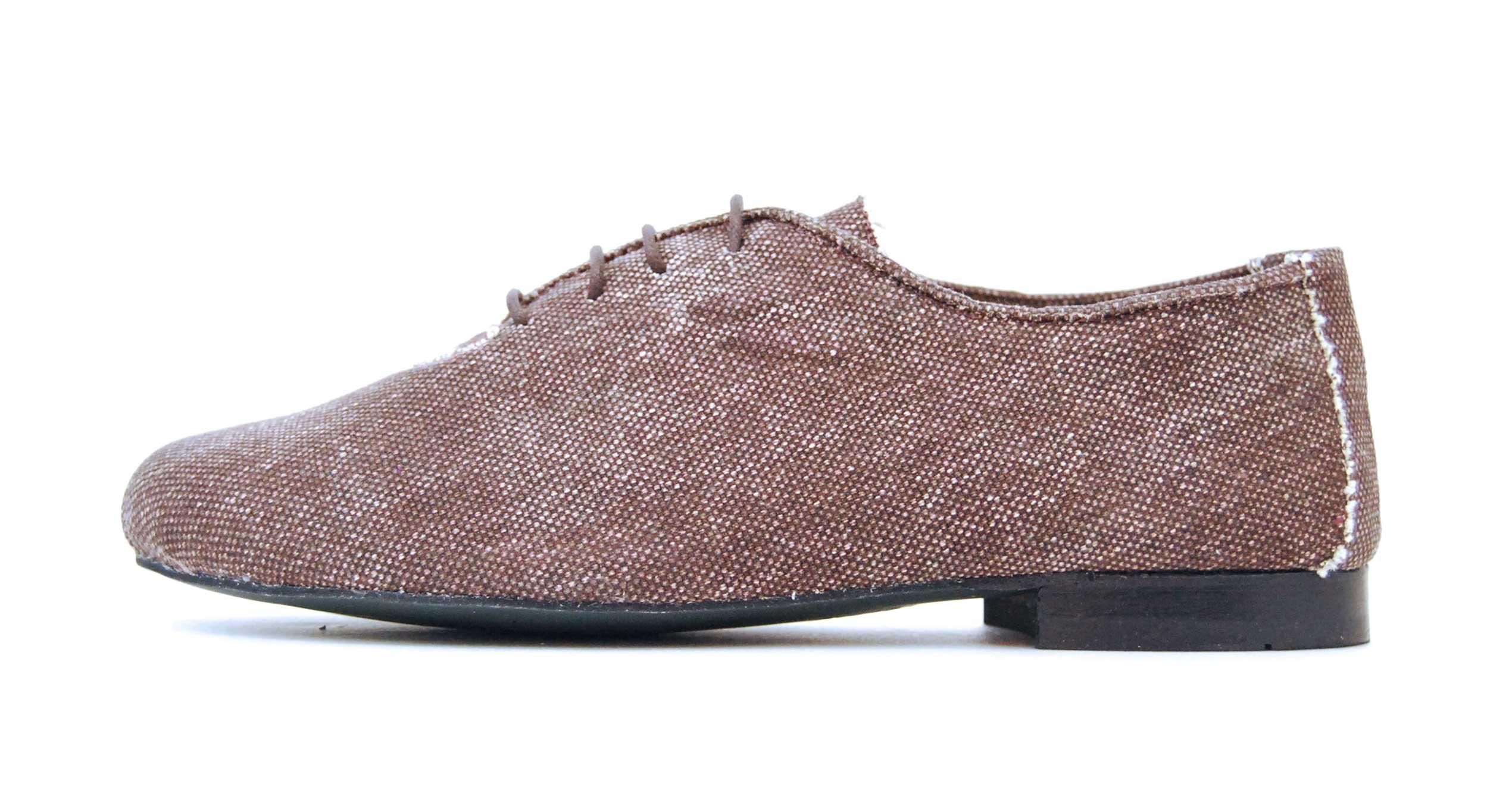 Foto 1 de Zapatos Cordon Burlap