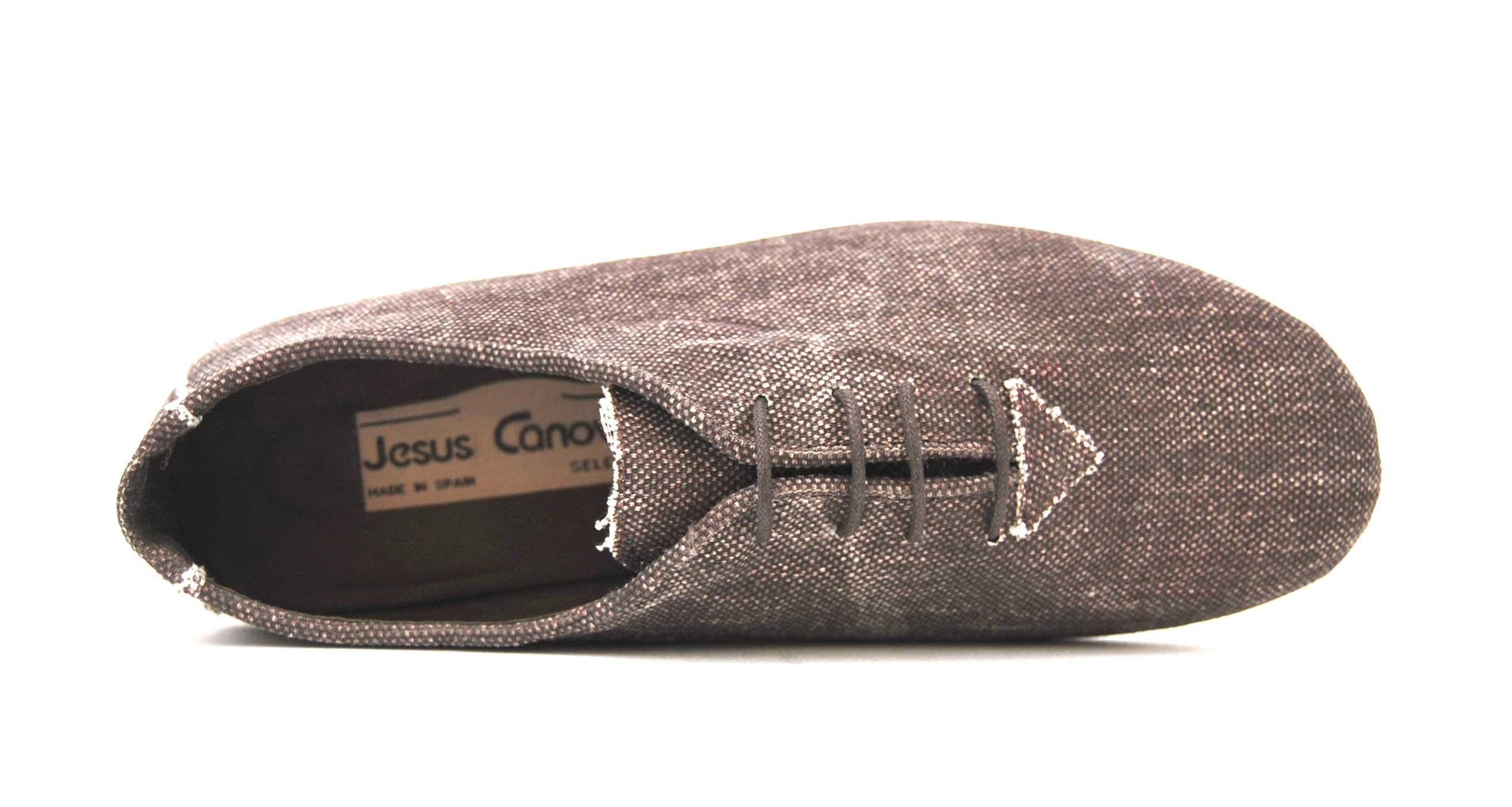 Foto 2 de Zapatos Cordon Burlap