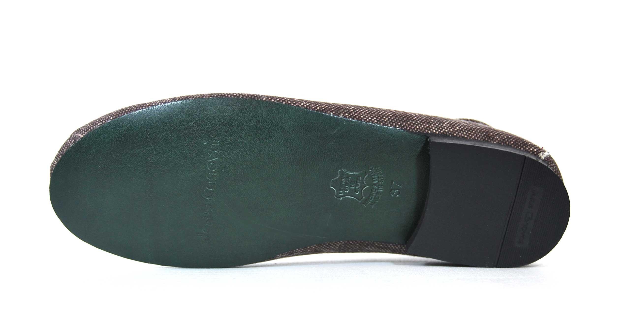 Foto 3 de Zapatos Cordon Burlap