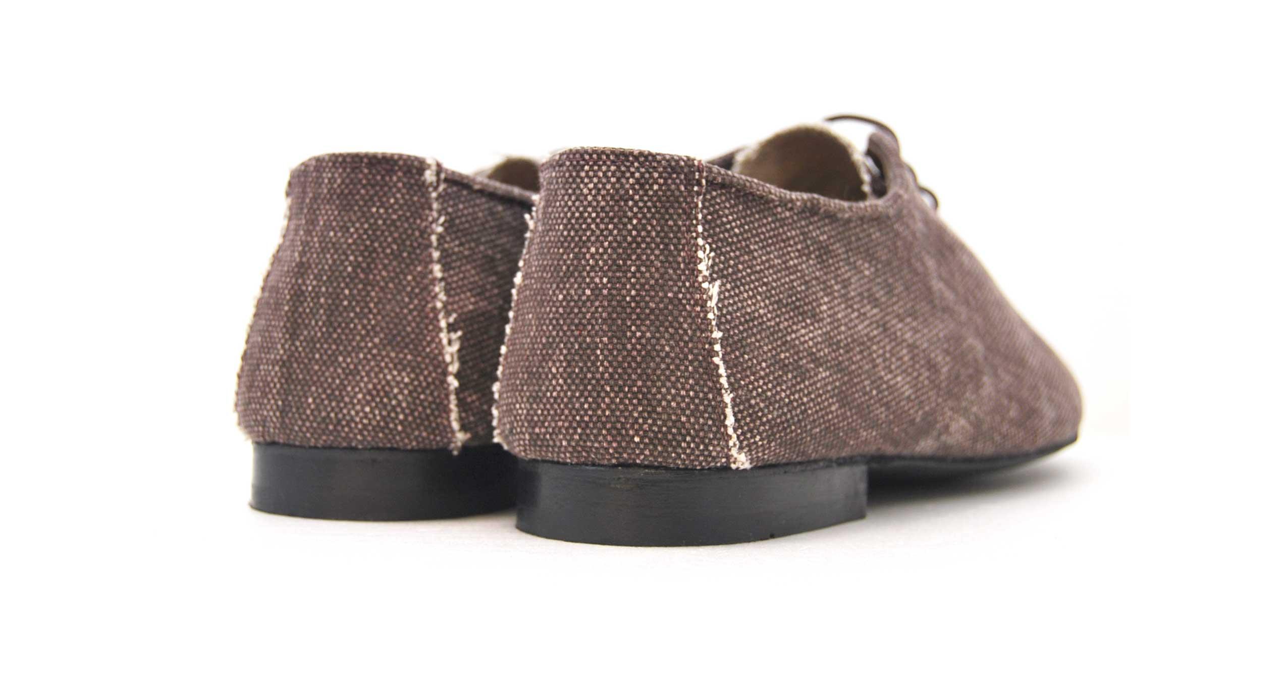 Foto 4 de Zapatos Cordon Burlap