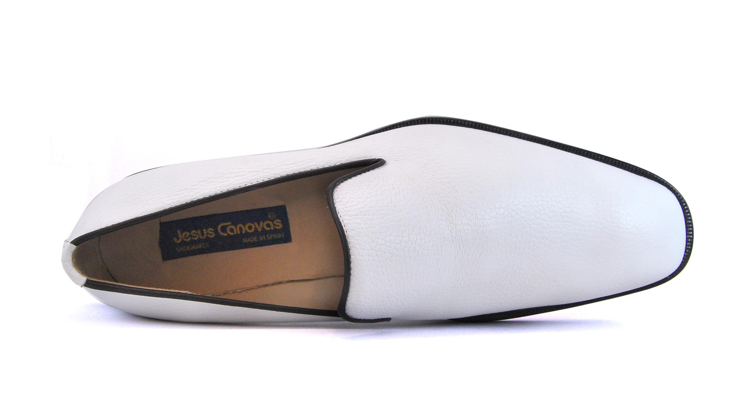 Foto 2 de Zapatos Napa Blanco