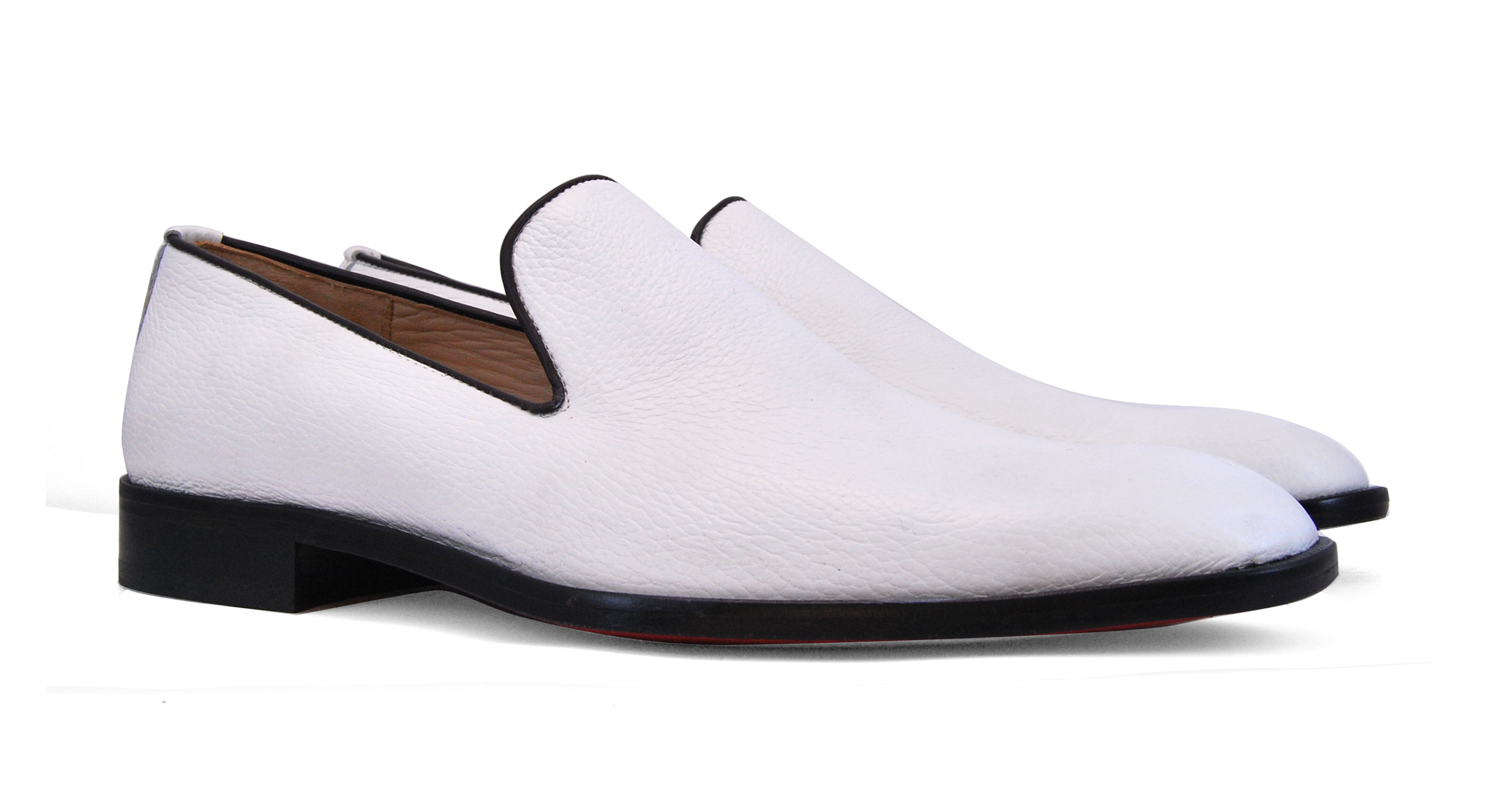 Foto 5 de Zapatos Napa Blanco