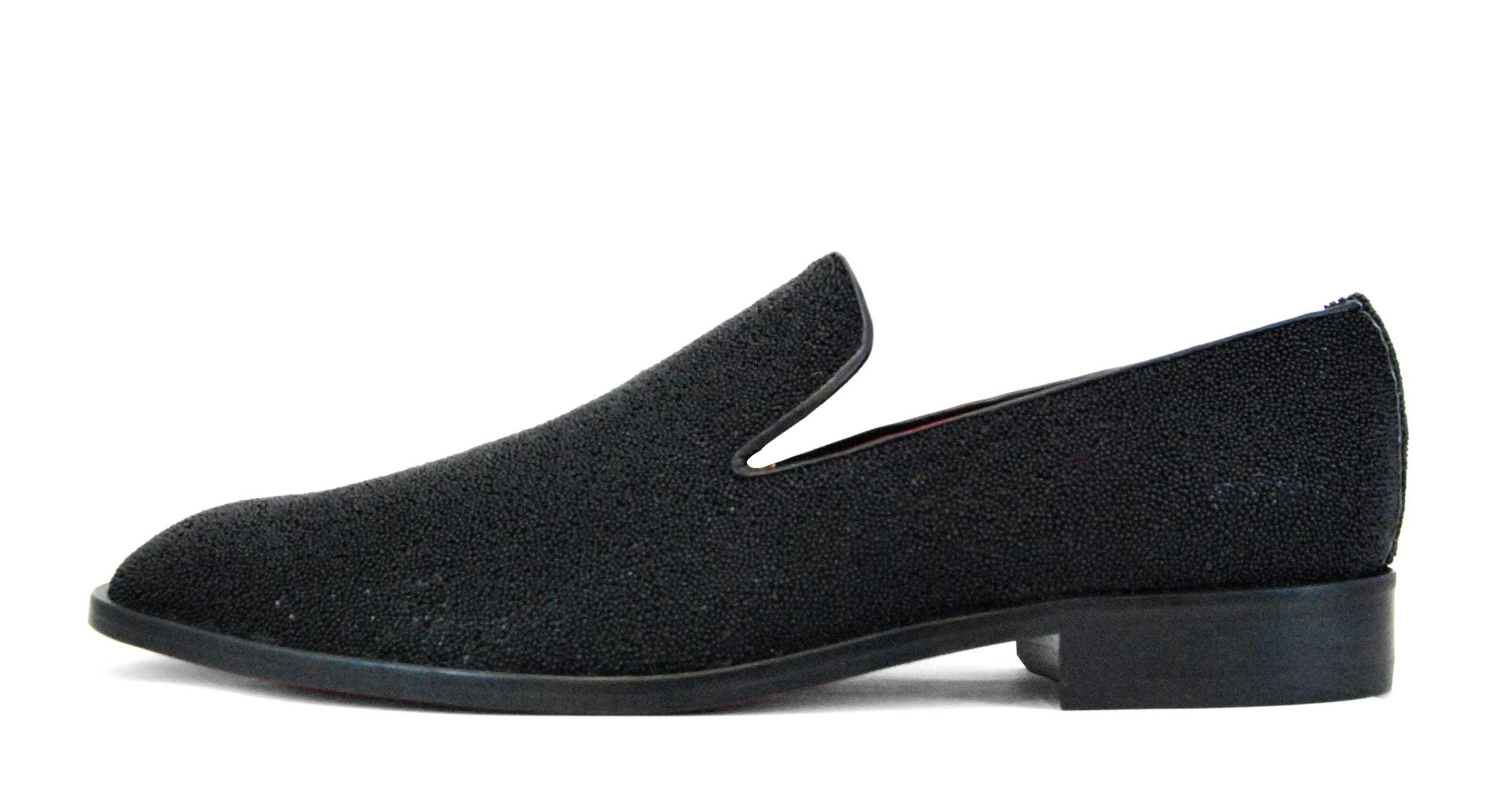 Foto 1 de Zapatos Textura Especial Negro