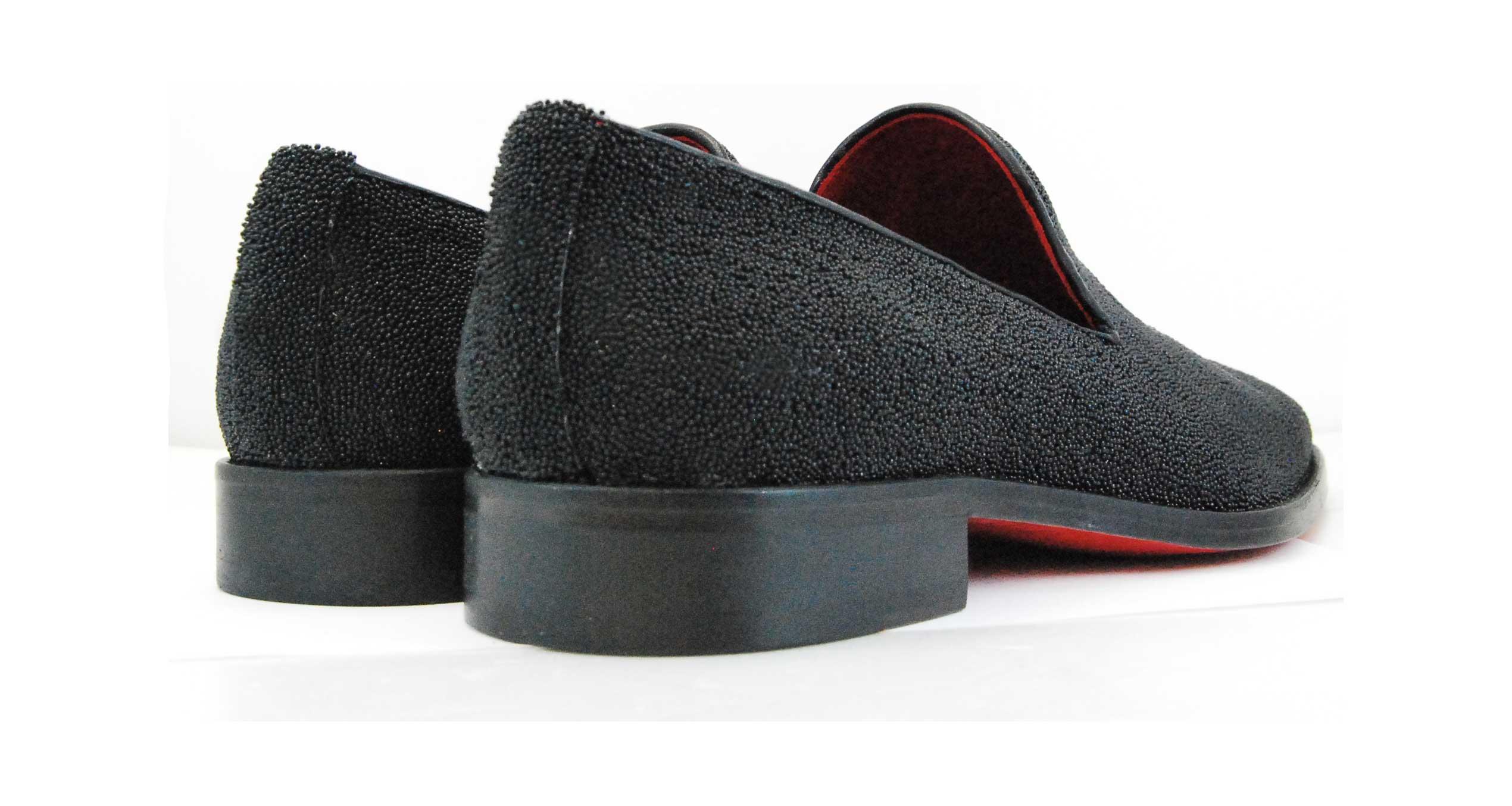 Foto 5 de Zapatos Textura Especial Negro