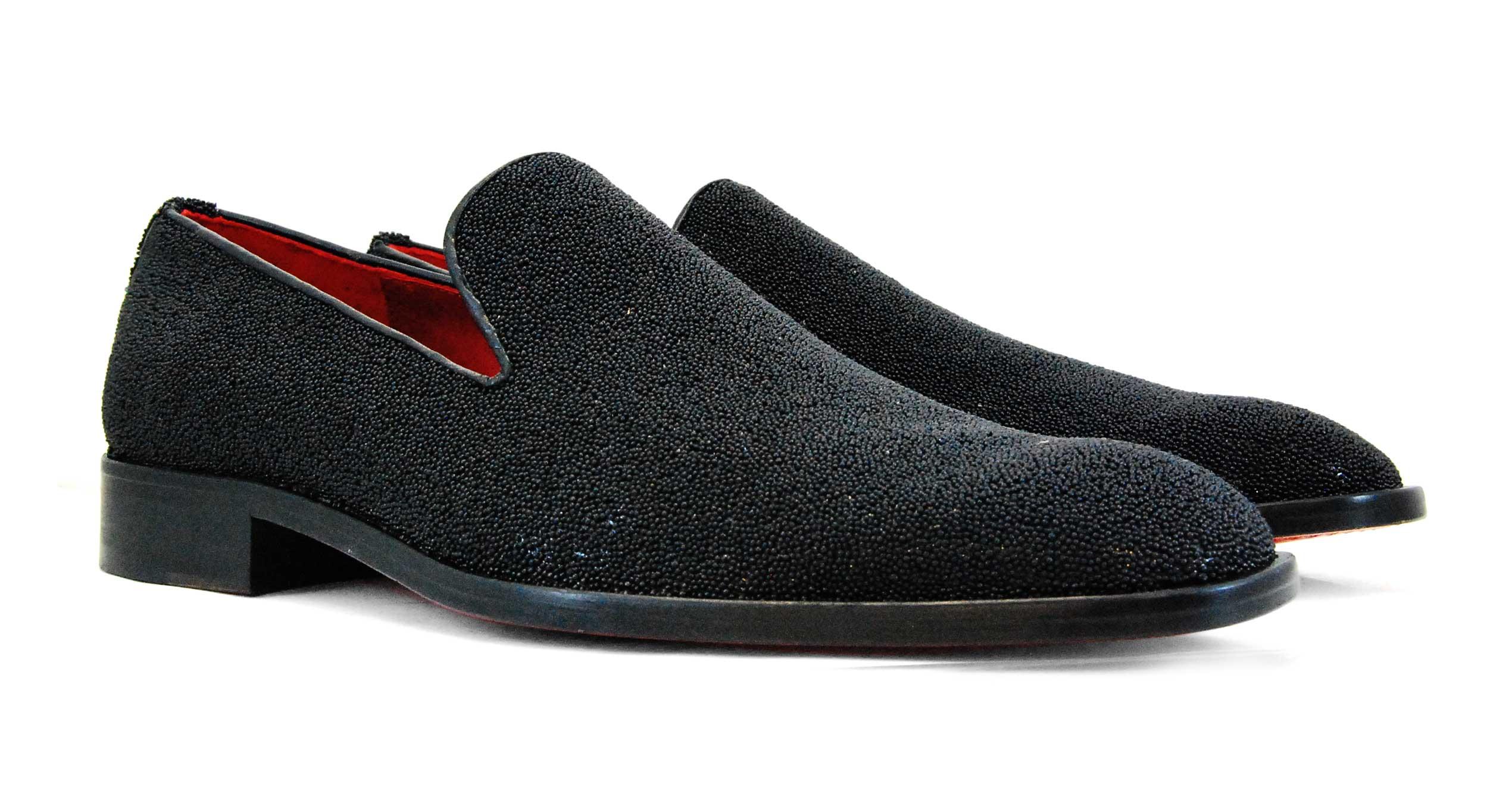 Foto 3 de Zapatos Textura Especial Negro