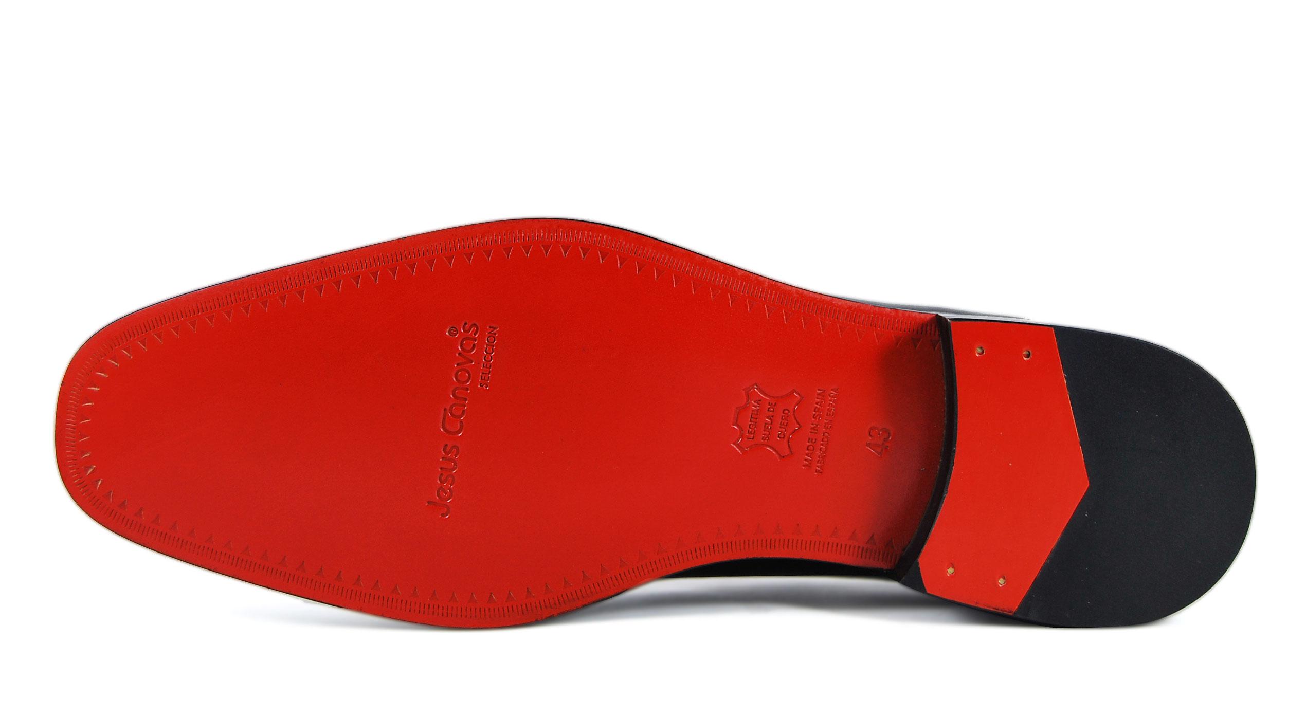 Foto 4 de Zapatos Textura Especial Negro