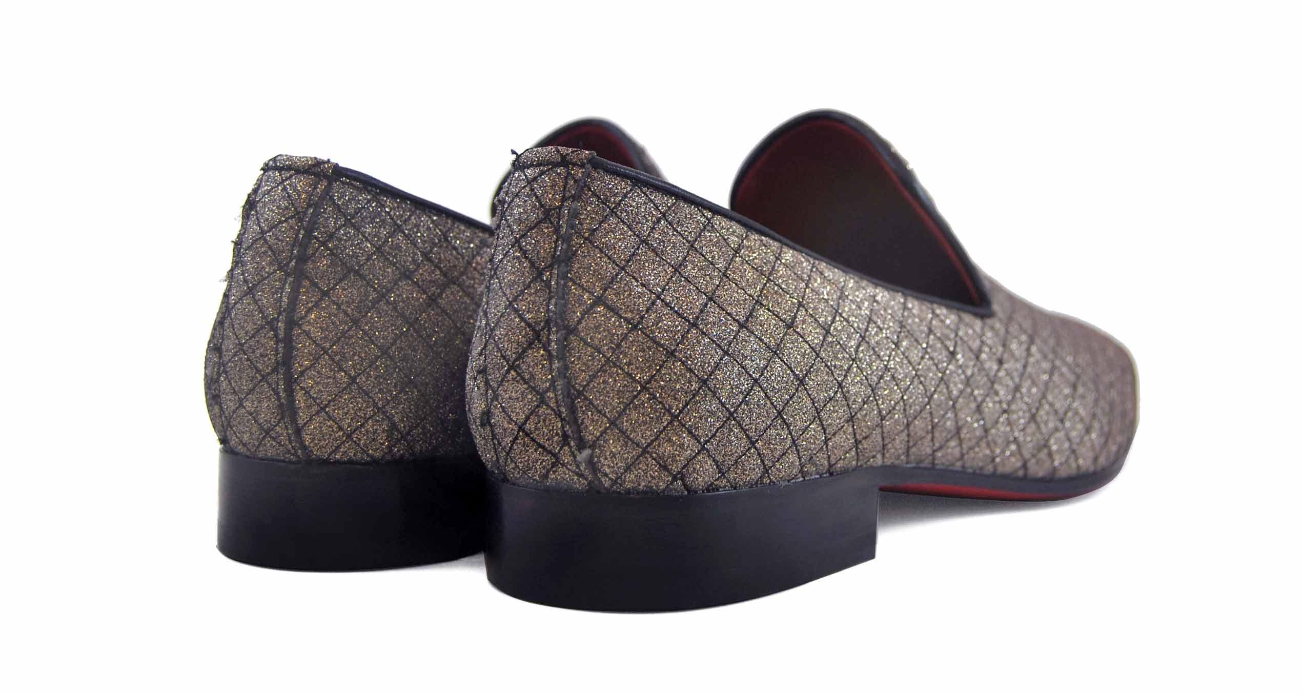 Foto 4 de Zapatos Rejilla Oro