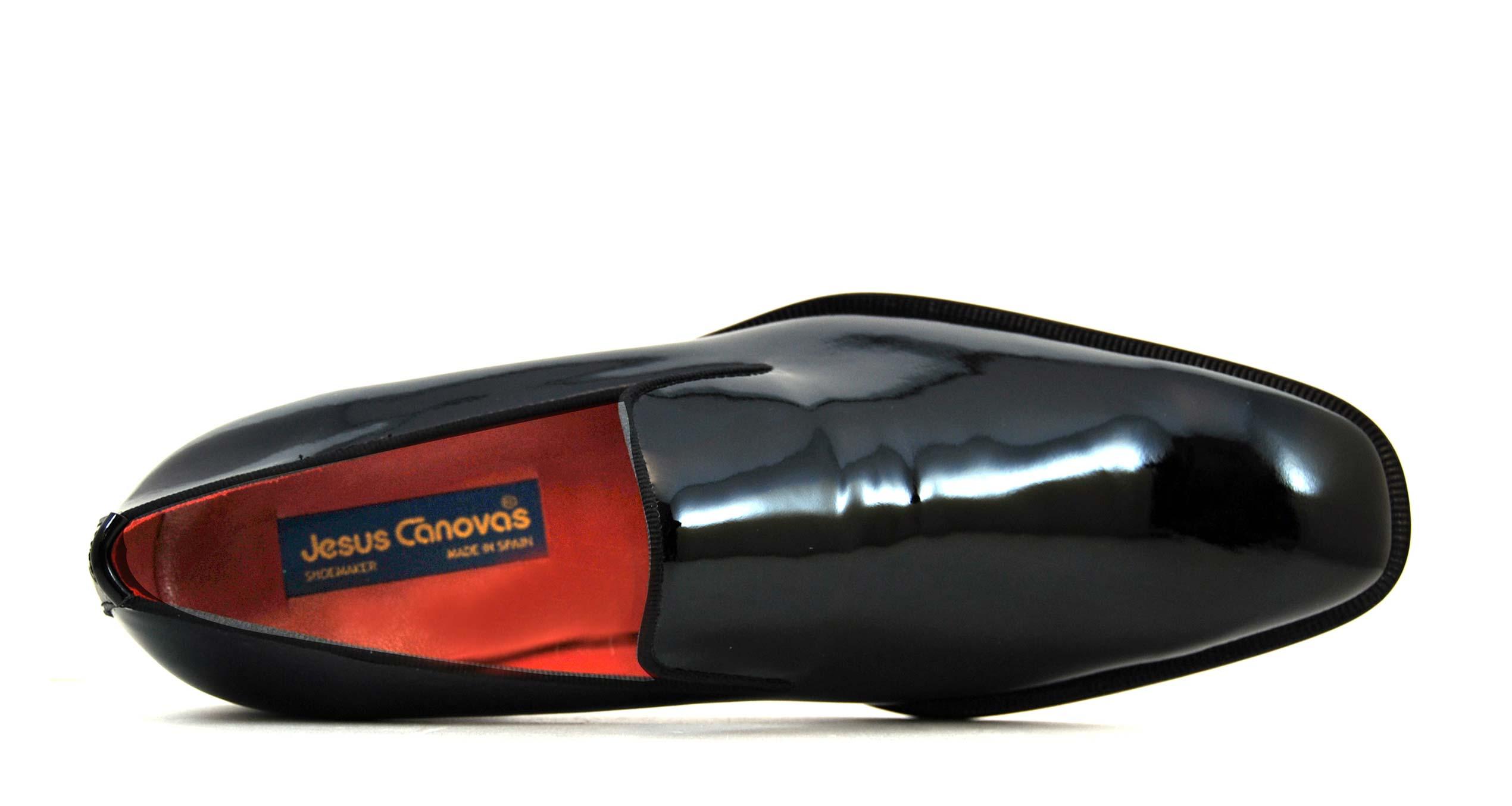 Foto 2 de Zapatos Negro Charol