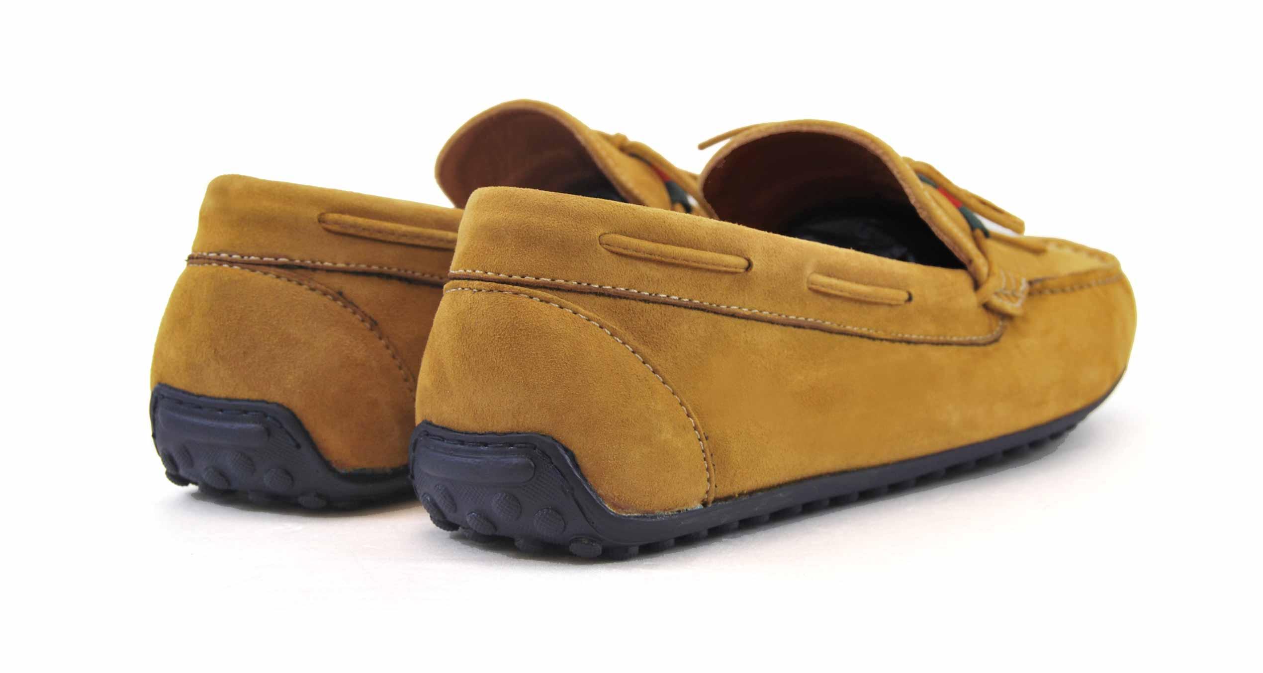 Foto 5 de Zapato Nautico Ante Camel