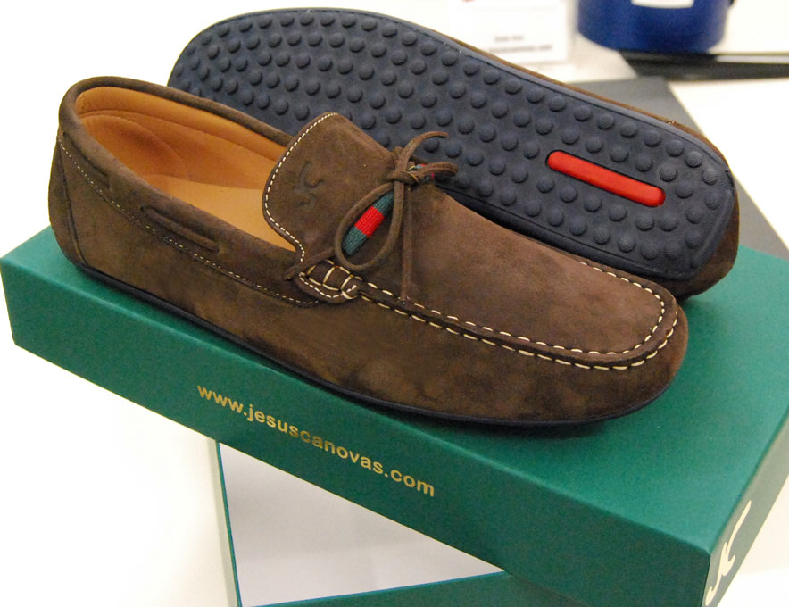 Foto 3 de Zapato Nautico Ante Niger Marrón