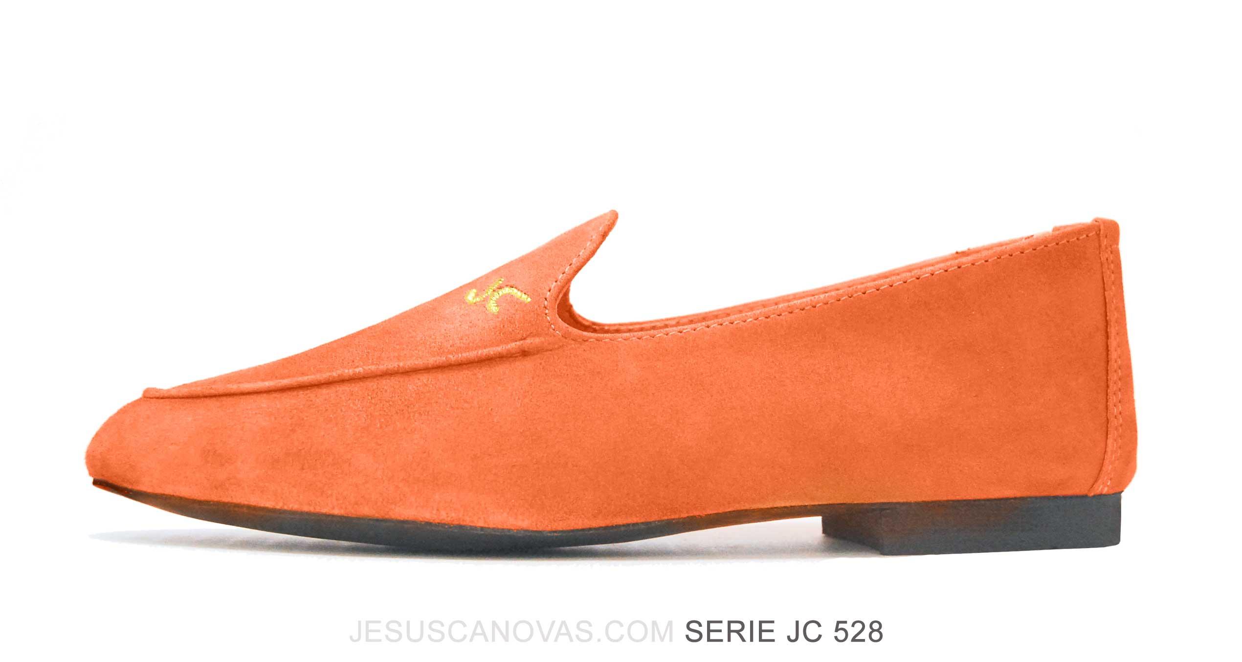 Foto 1 de Zapatos Julio Iglesias Mocasin Calabaza Ante