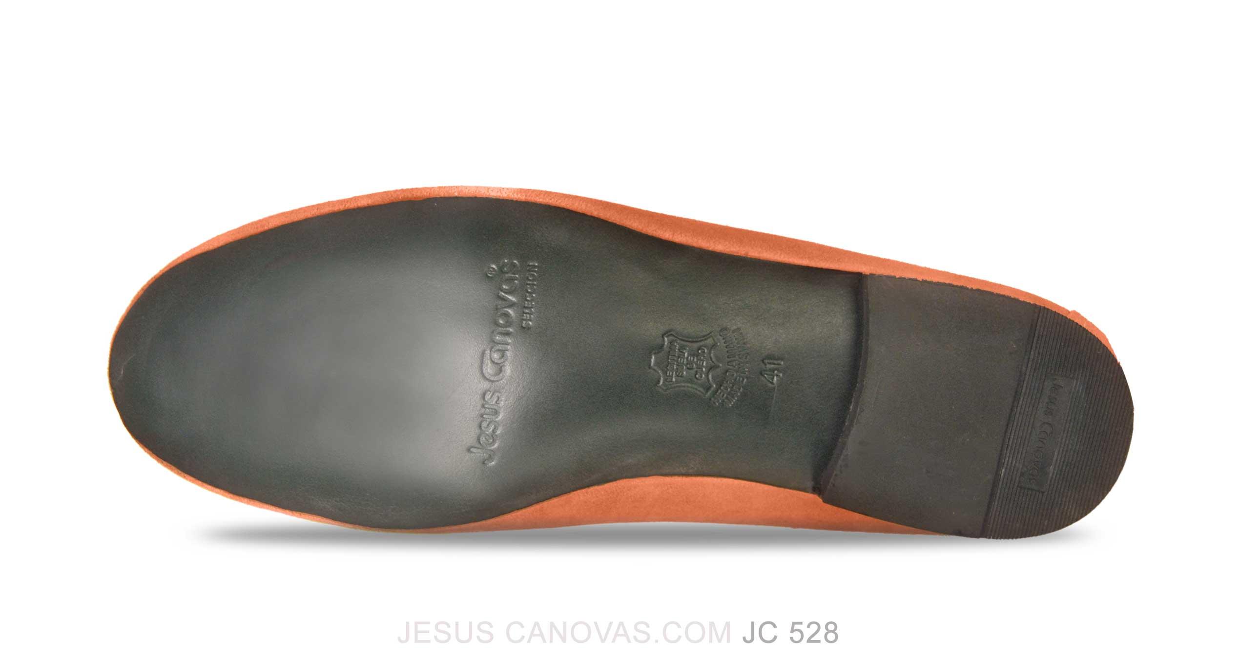Foto 3 de Zapatos Julio Iglesias Mocasin Calabaza Ante