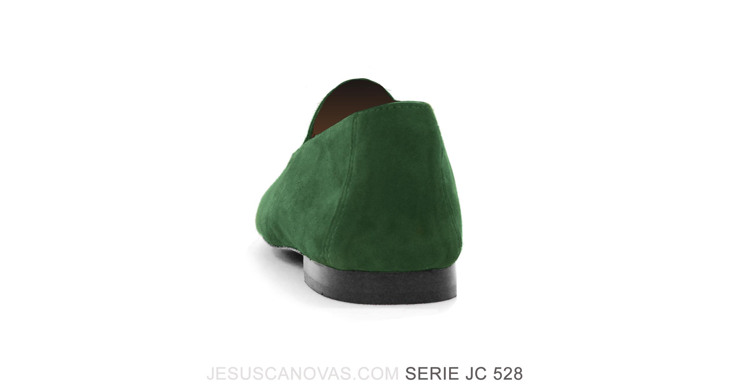 Foto 4 de Zapatos Julio Iglesias Mocasin Forest Ante
