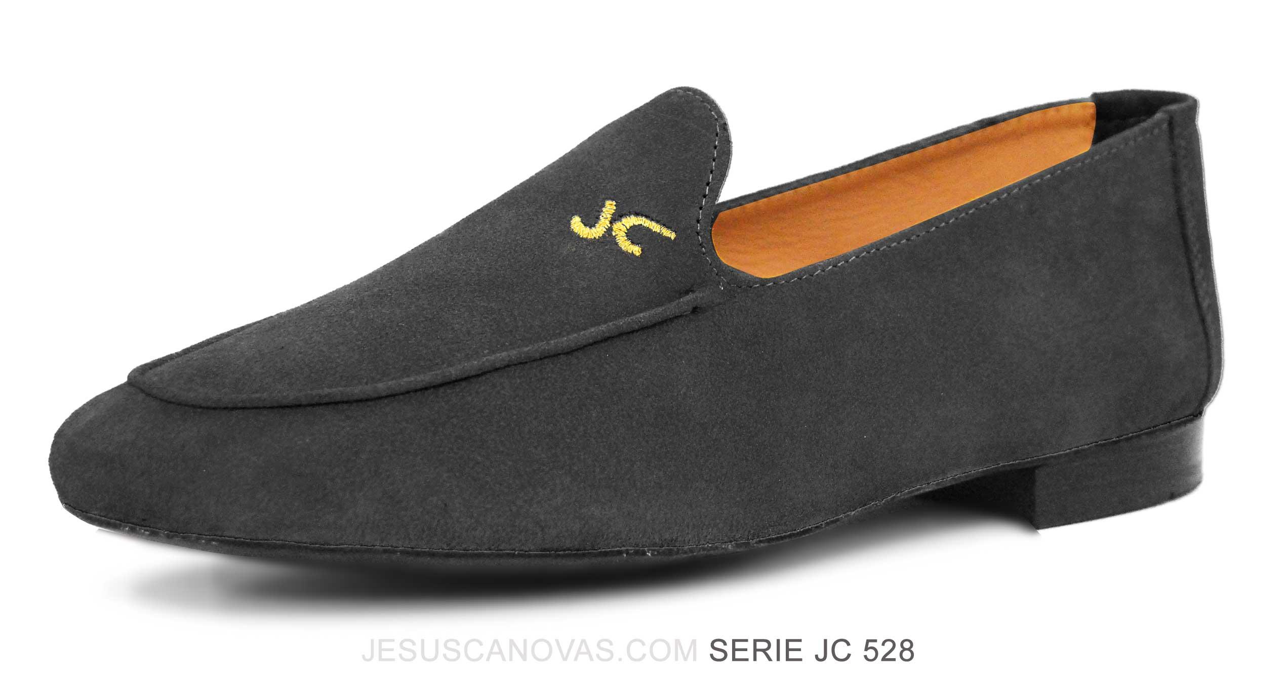 Foto 5 de Zapatos Julio Iglesias Mocasin Graphite Ante