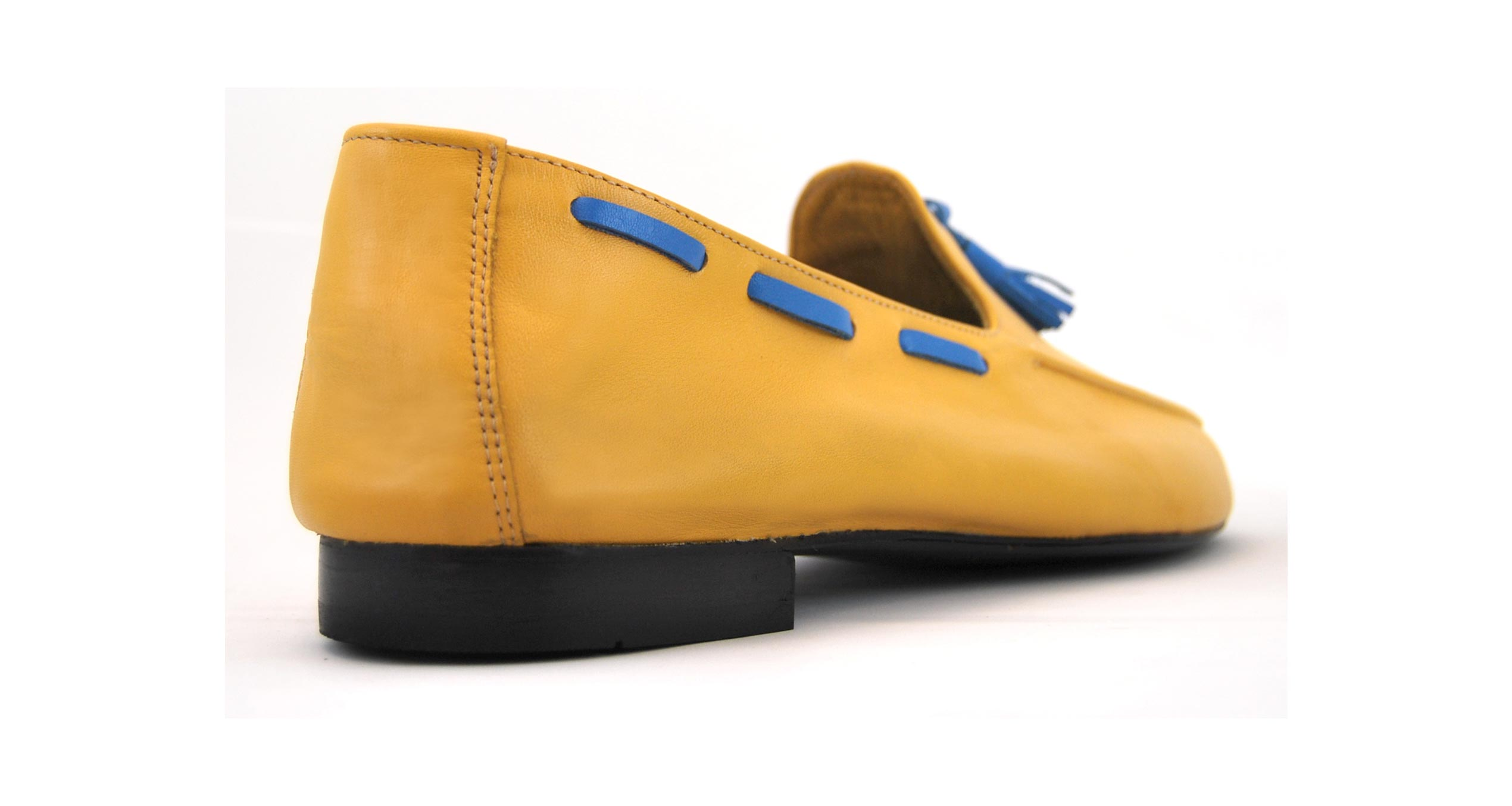 Foto 4 de Mocasin Golden Borla Azulon