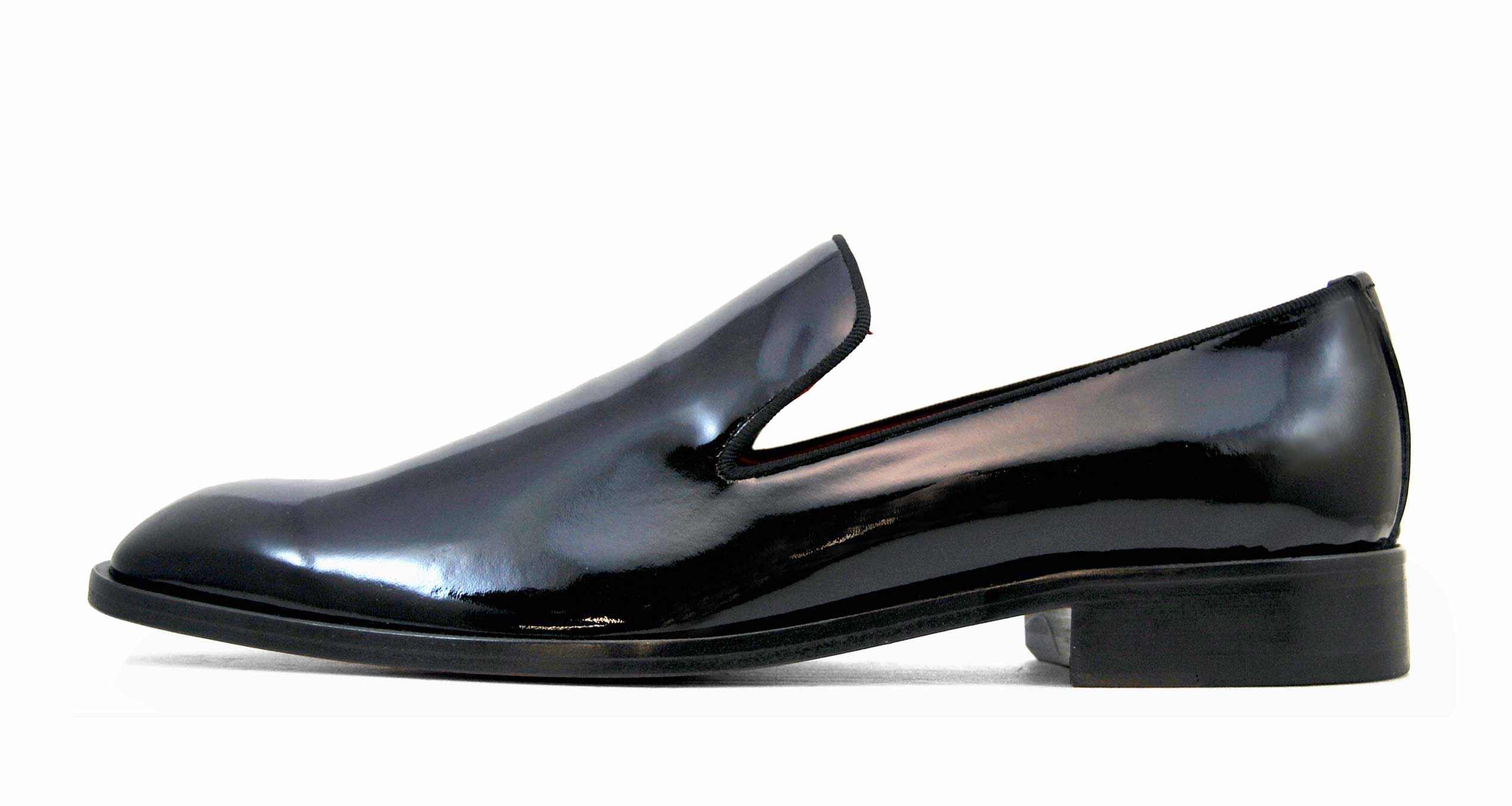 Foto 1 de Zapatos Negro Charol