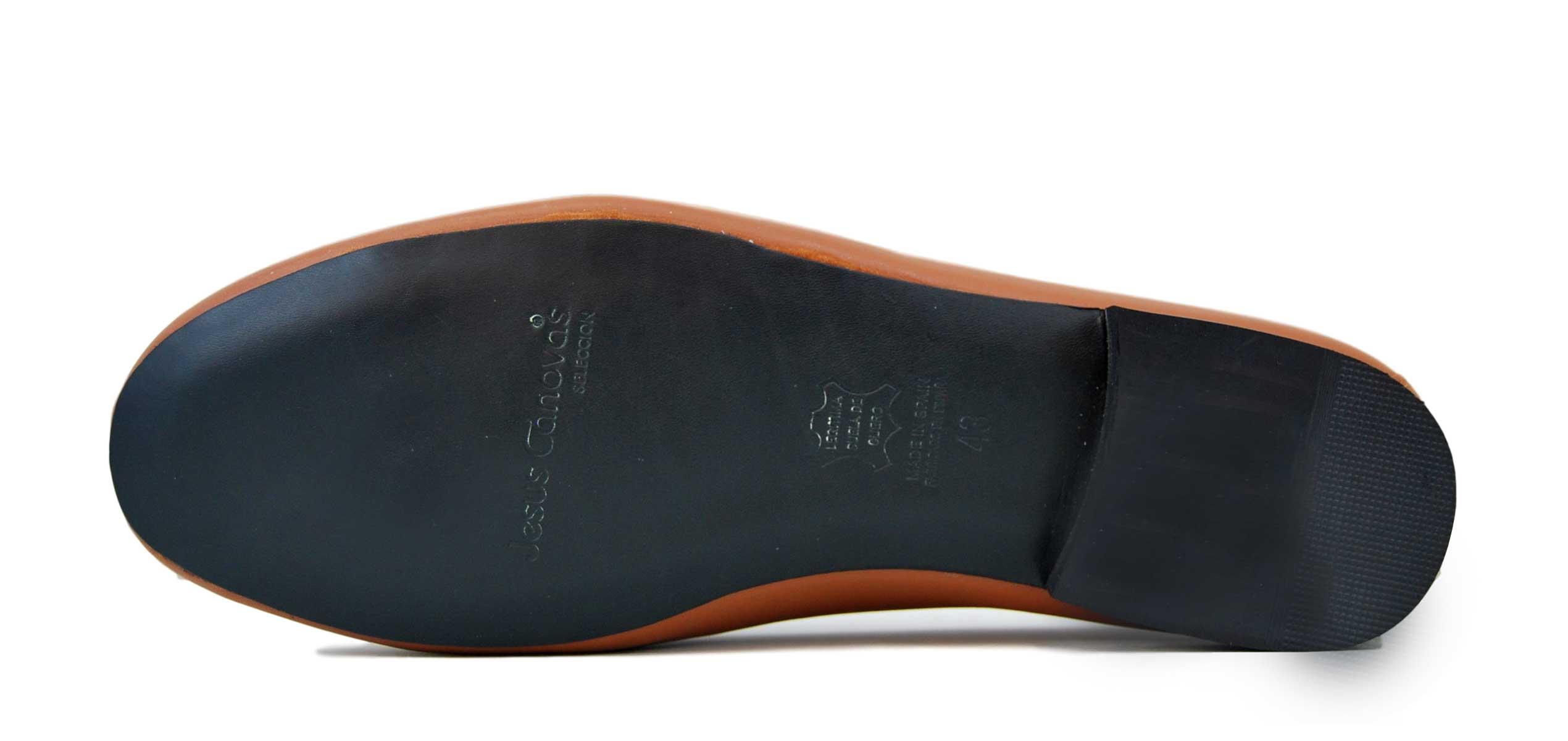 Foto 3 de Zapatos Julio Iglesias Mocasin 528 JC Cuero Napa