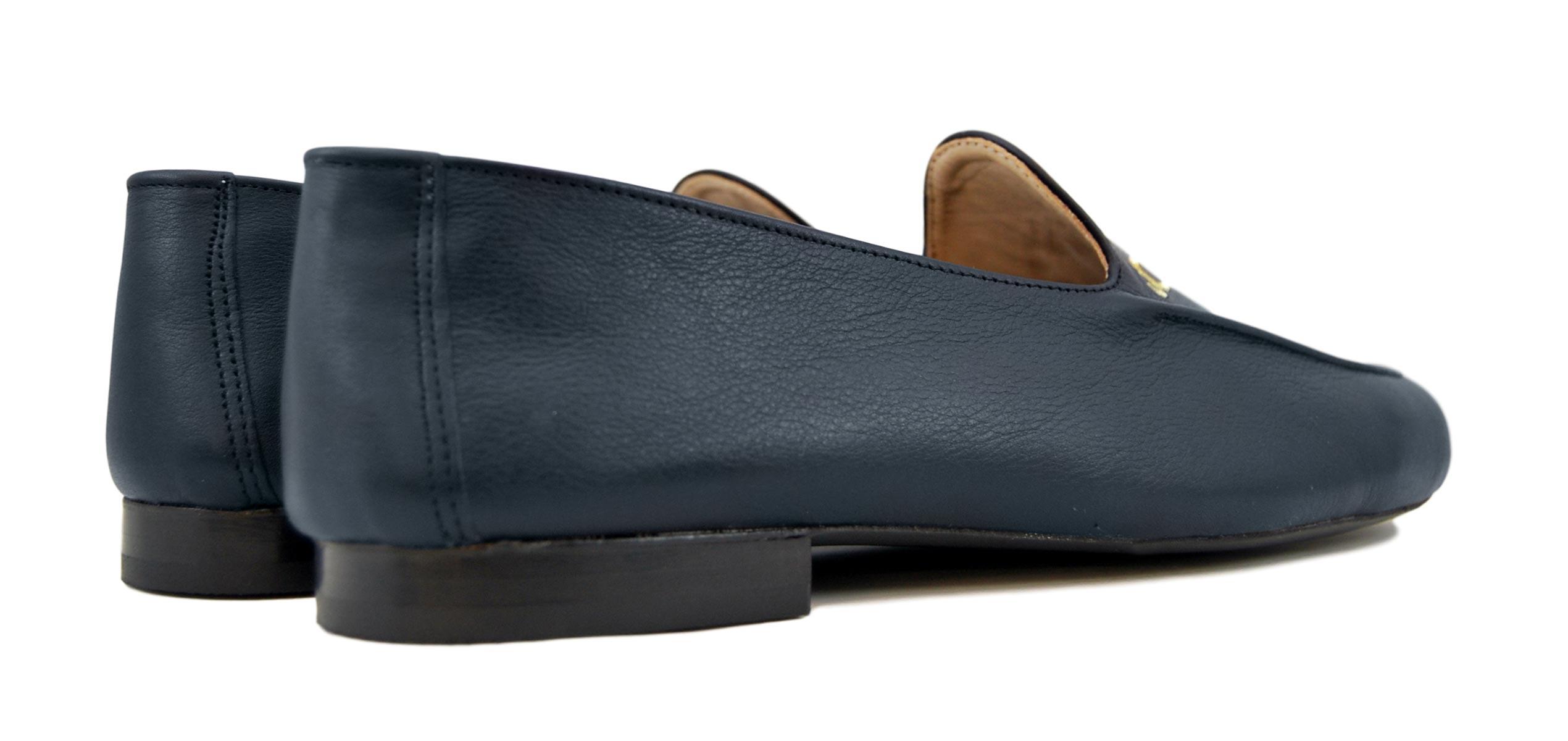 Foto 4 de Zapatos Julio Iglesias Mocasin 528 JC Marino Napa
