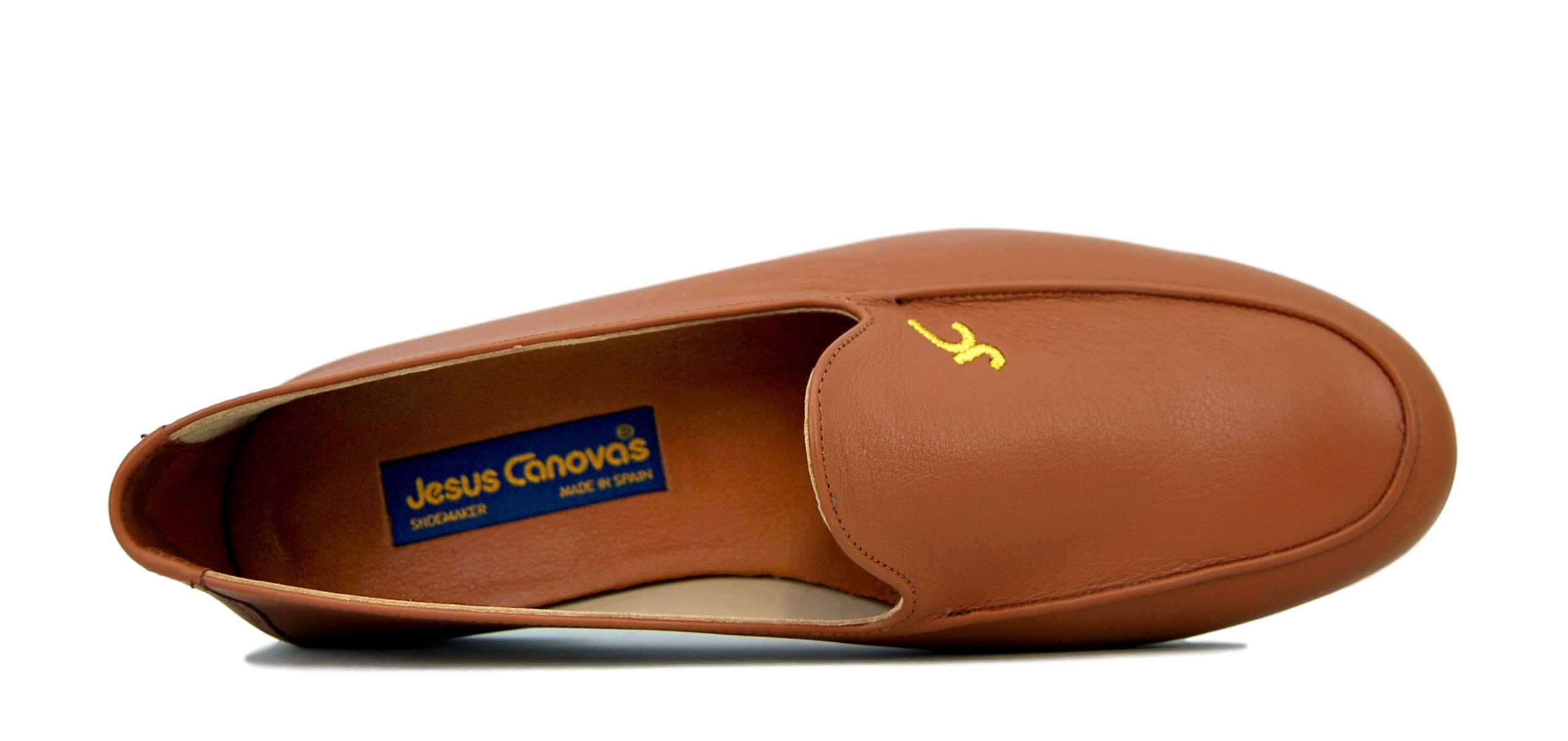 Foto 2 de Zapatos Julio Iglesias Mocasin 528 JC Cuero Napa