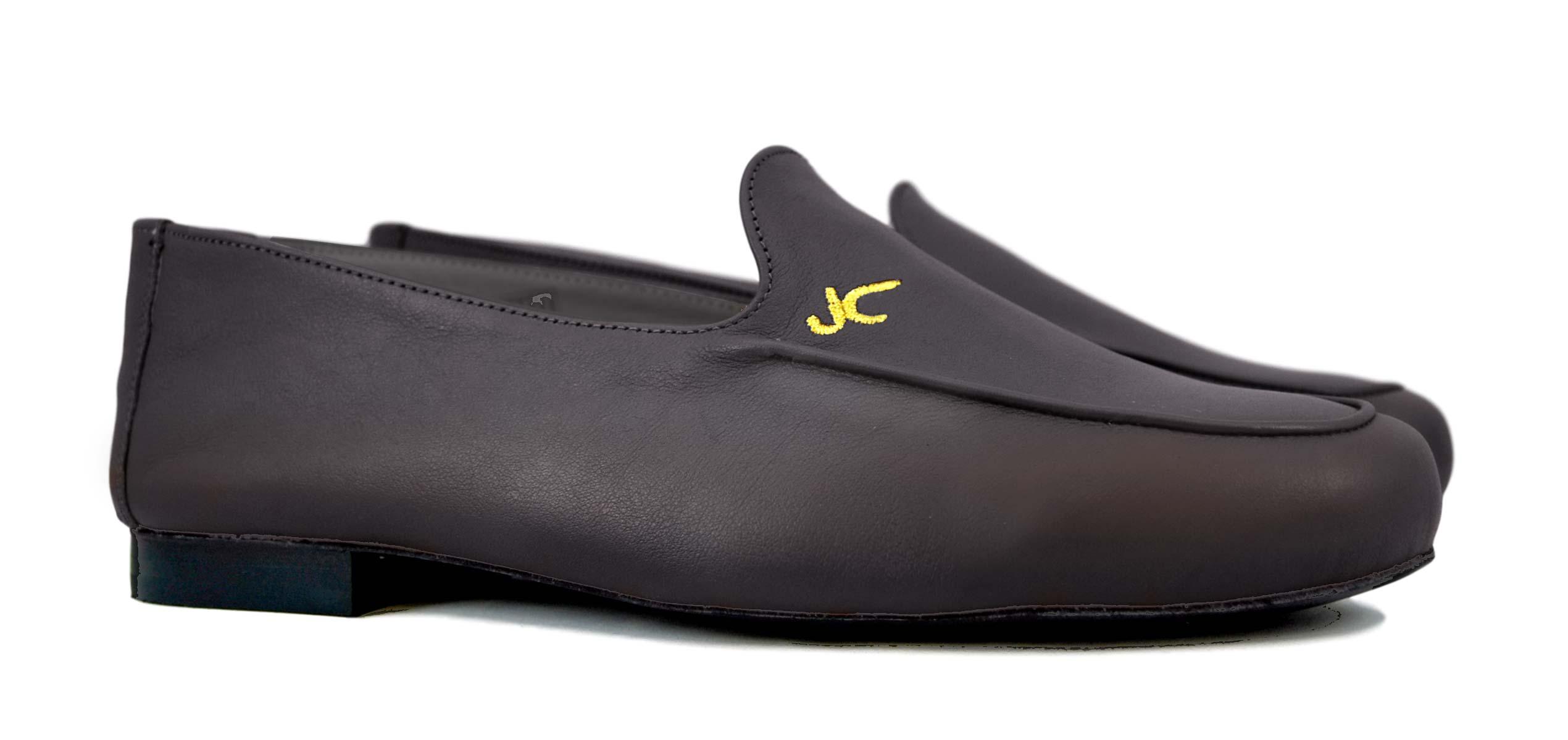 Foto 5 de Zapatos Julio Iglesias Mocasin 528 JC Marrón Napa