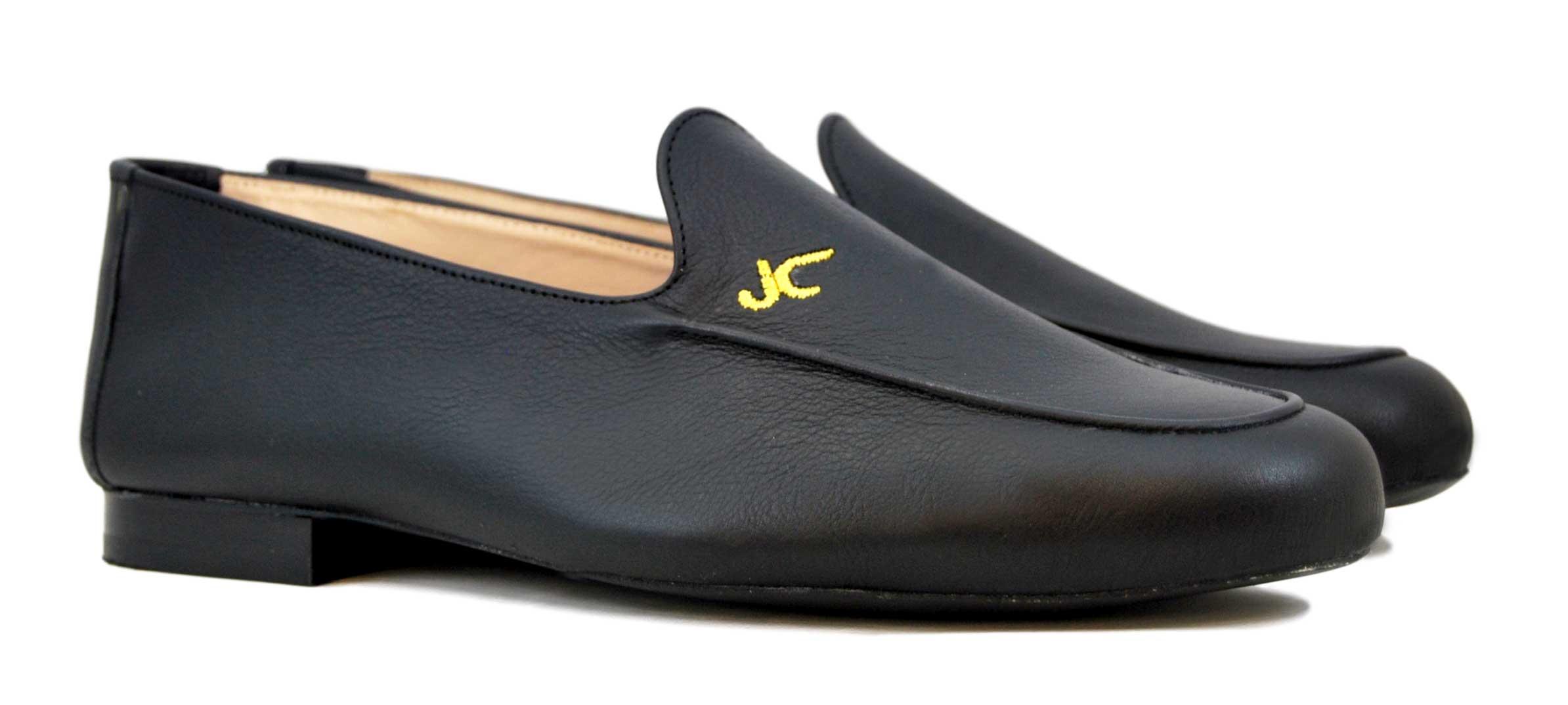 Foto 5 de Zapatos Julio Iglesias Mocasin 528 JC Negro Napa