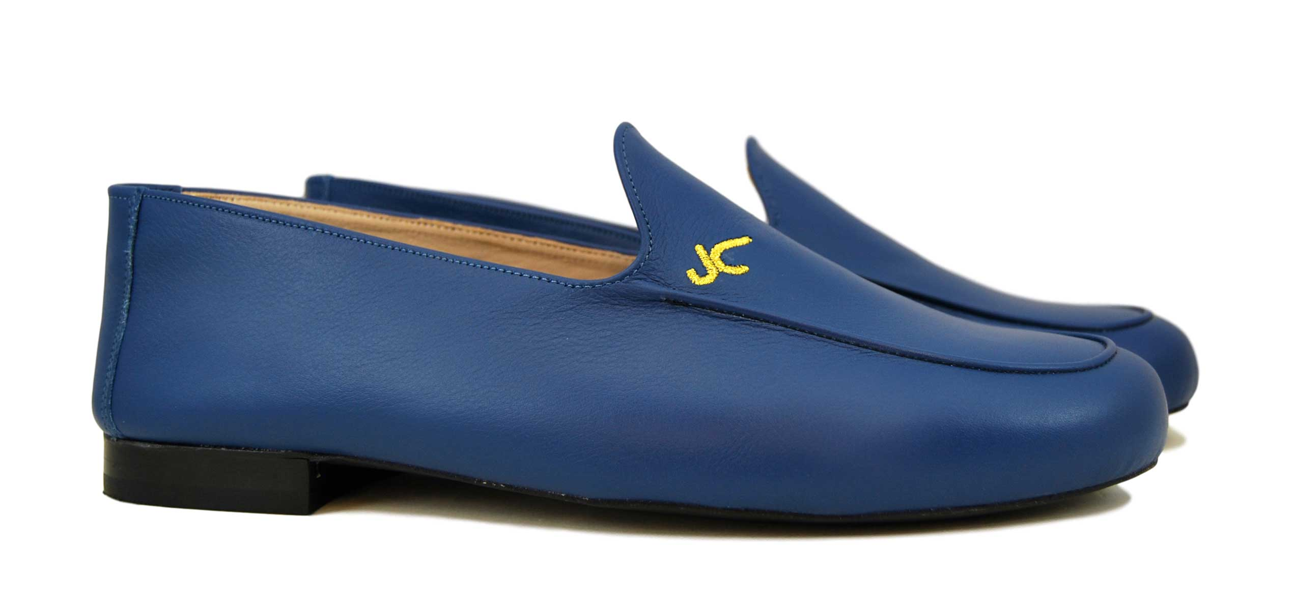 Foto 5 de Zapatos Julio Iglesias 528 JC Azulon Napa