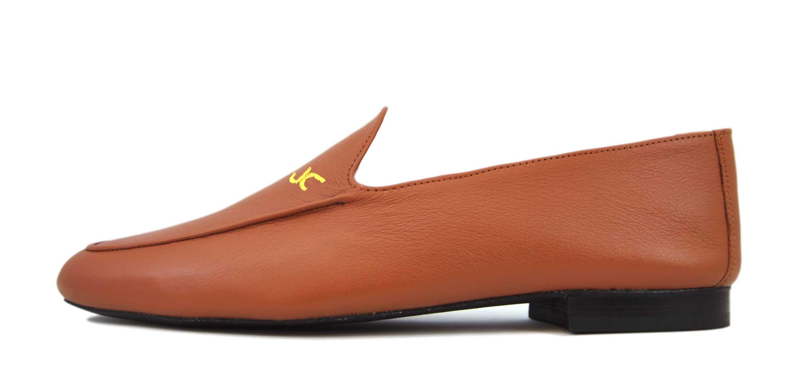Foto 1 de Zapatos Julio Iglesias Mocasin 528 JC Cuero Napa