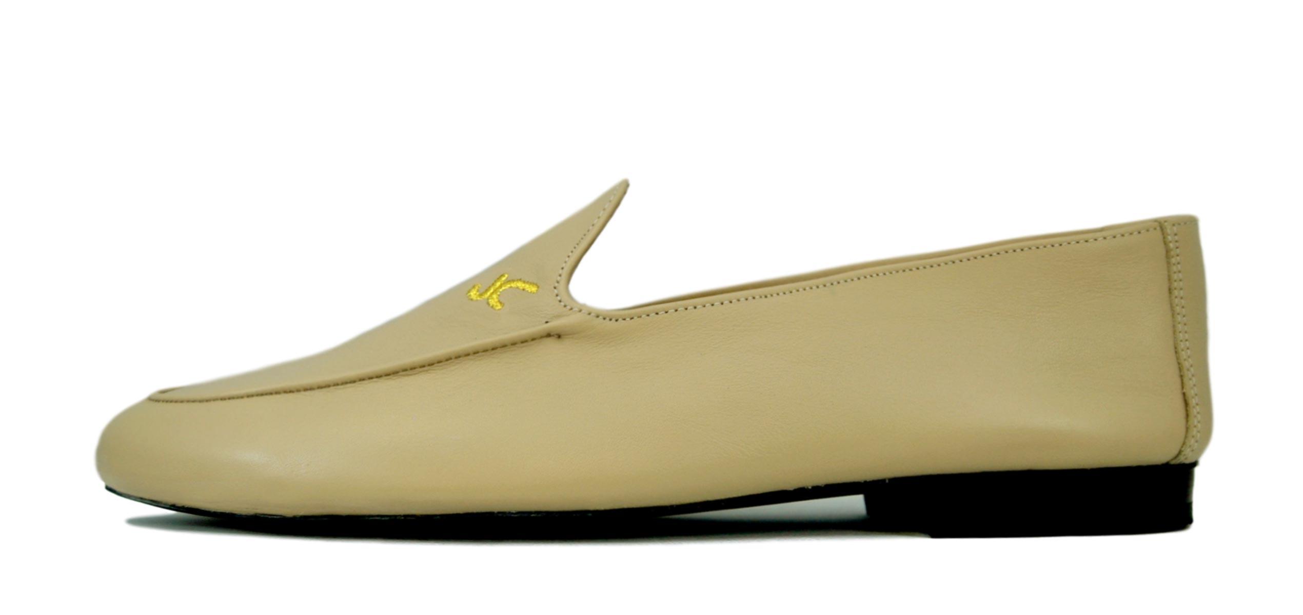 Foto 1 de Zapatos Julio Iglesias Mocasin 528 JC Deserto Napa