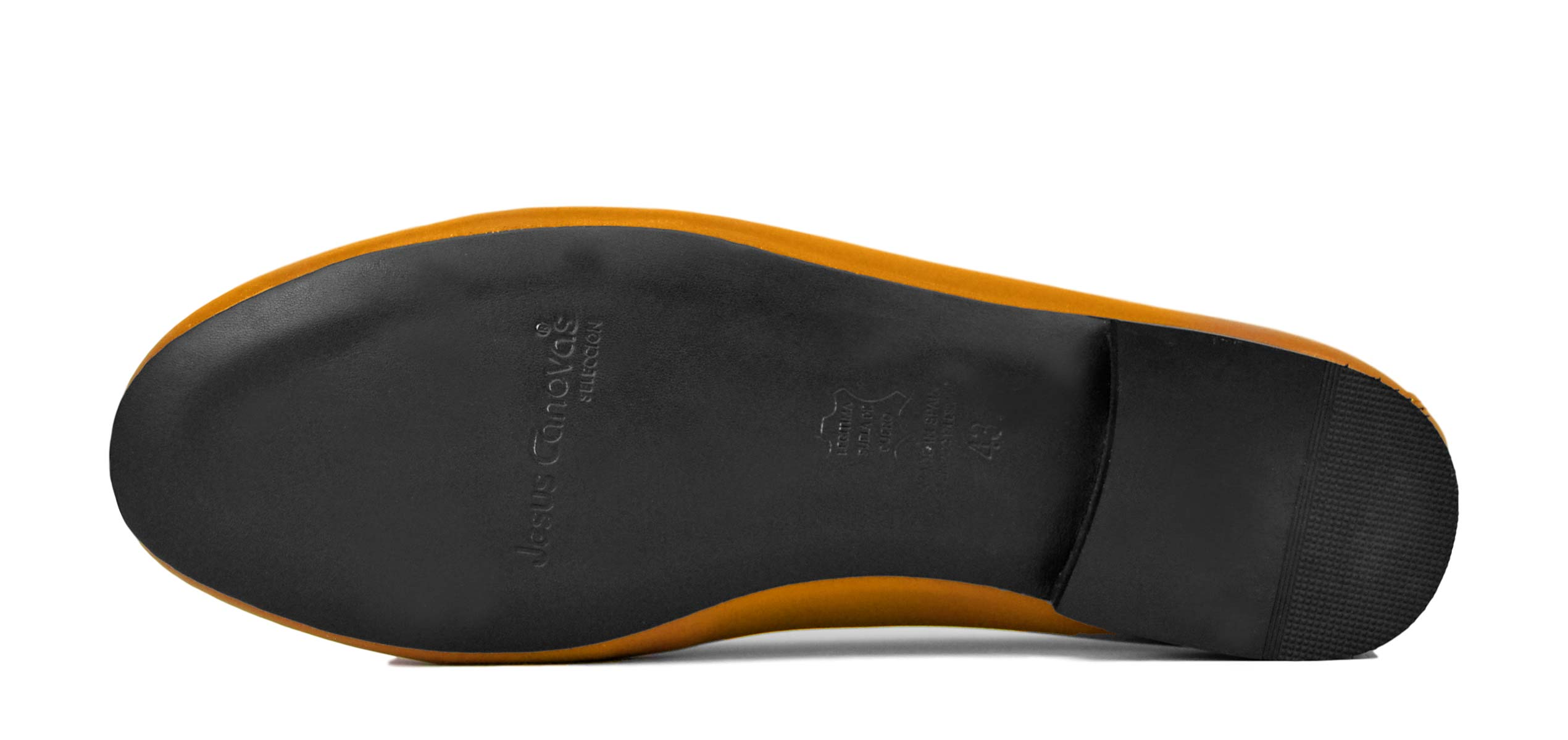 Foto 3 de Zapatos Julio Iglesias 528 JC Golden Napa Piel Original