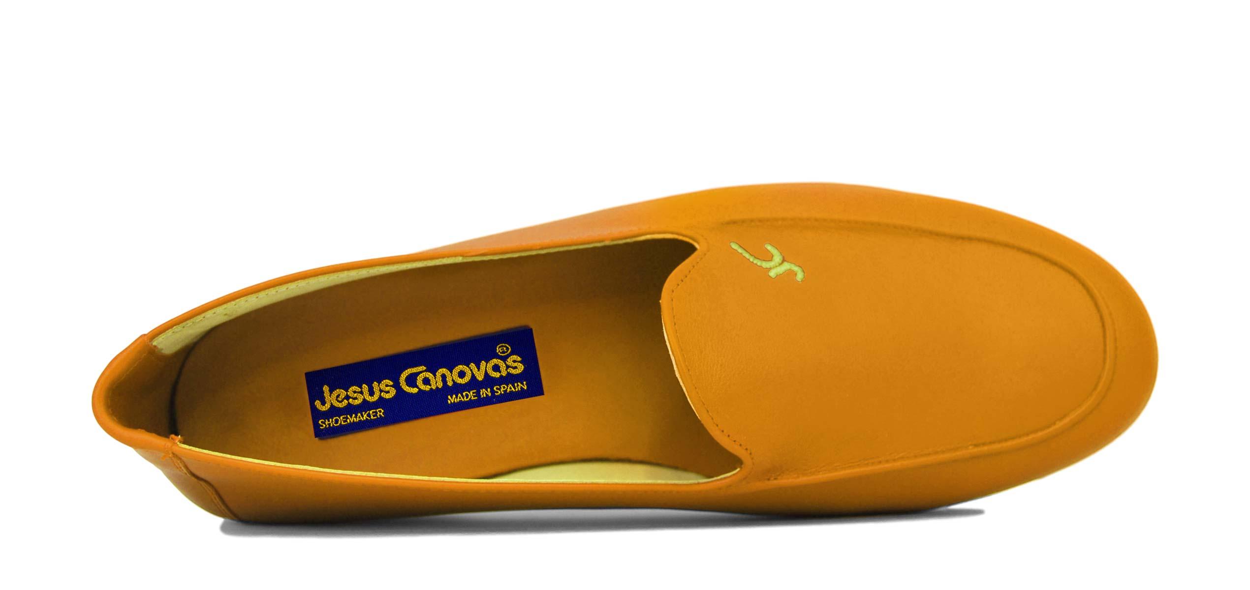 Foto 2 de Zapatos Julio Iglesias 528 JC Golden Napa Piel Original