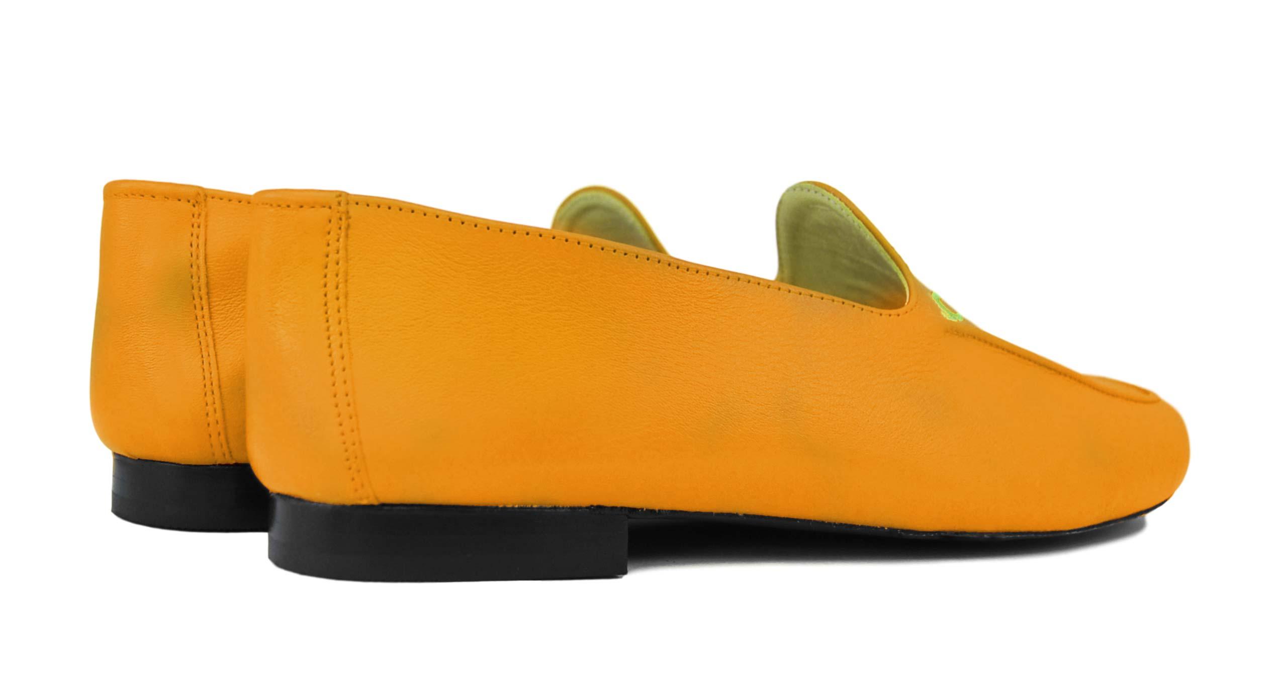 Foto 4 de Zapatos Julio Iglesias 528 JC Golden Napa Piel Original