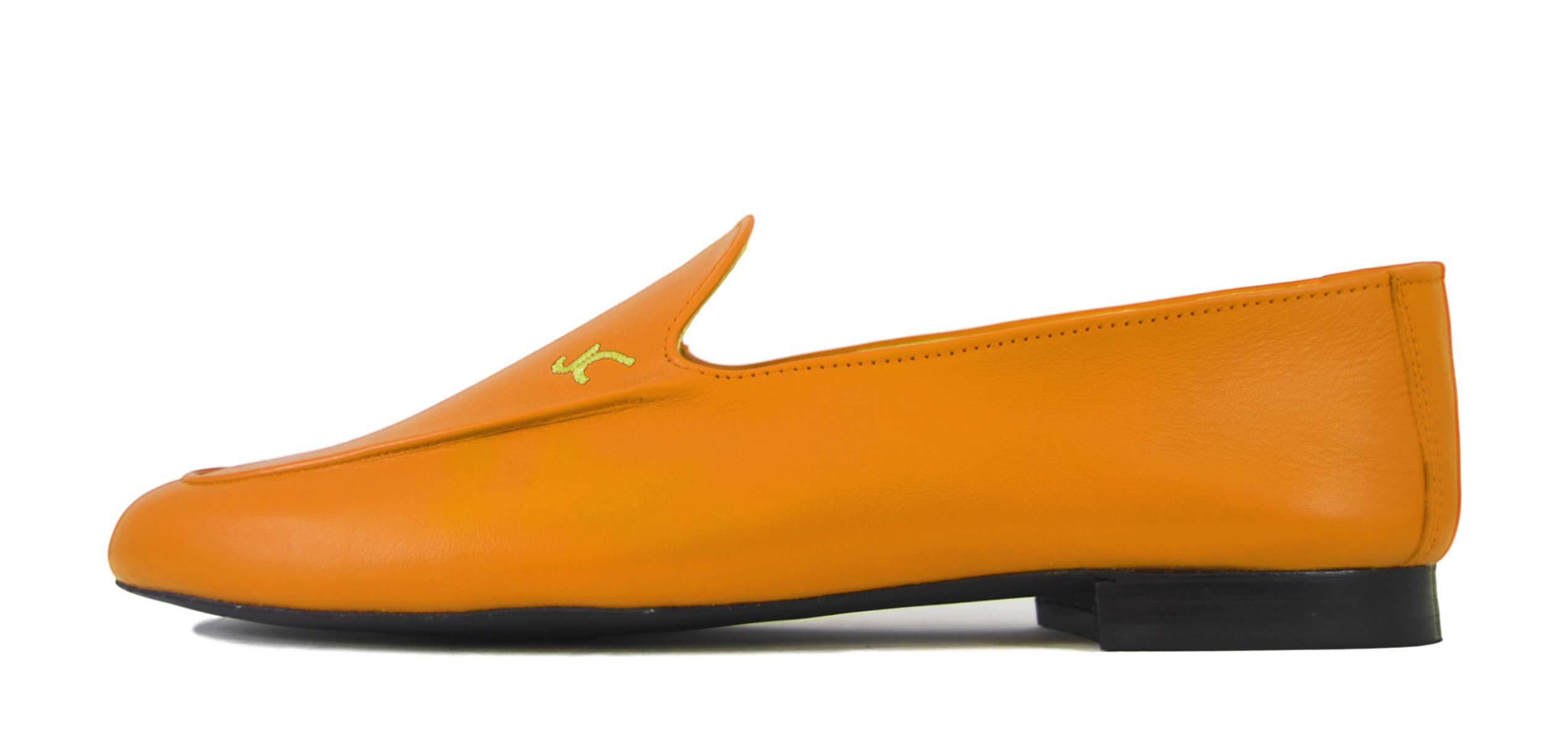 Foto 1 de Zapatos Julio Iglesias 528 JC Golden Napa Piel Original