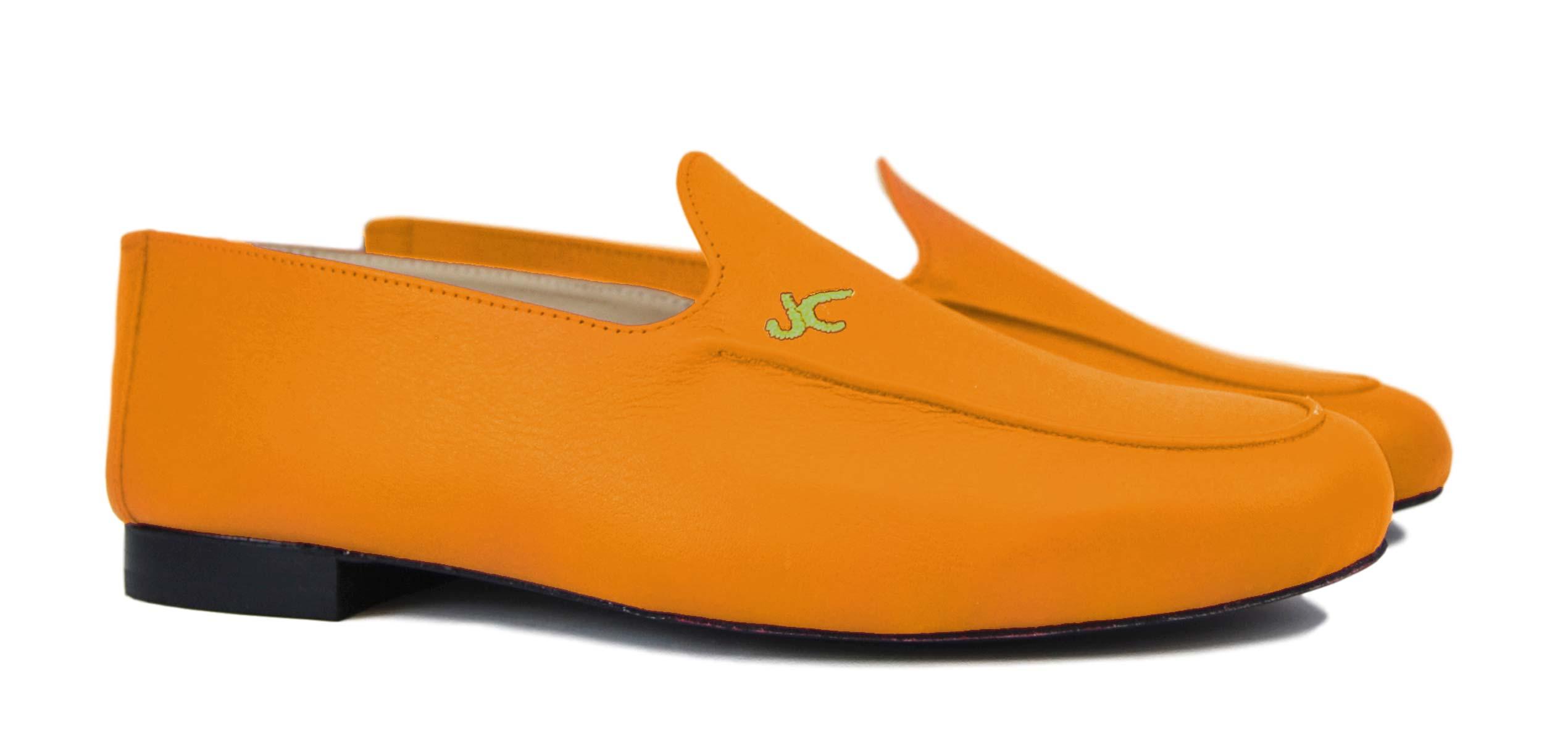 Foto 5 de Zapatos Julio Iglesias 528 JC Golden Napa Piel Original