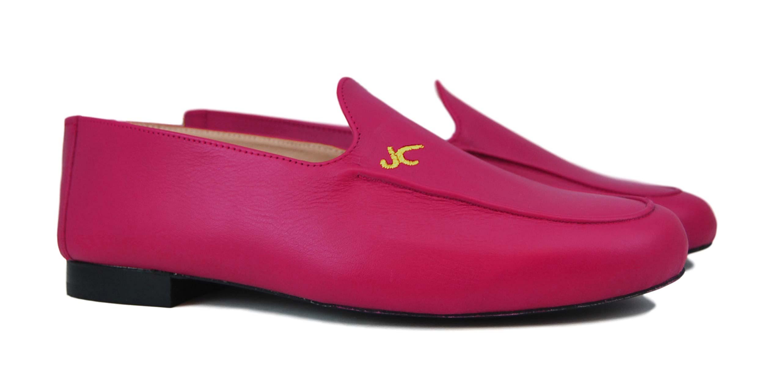 Foto 5 de Zapatos Julio Iglesias 528 JC Magenta Napa