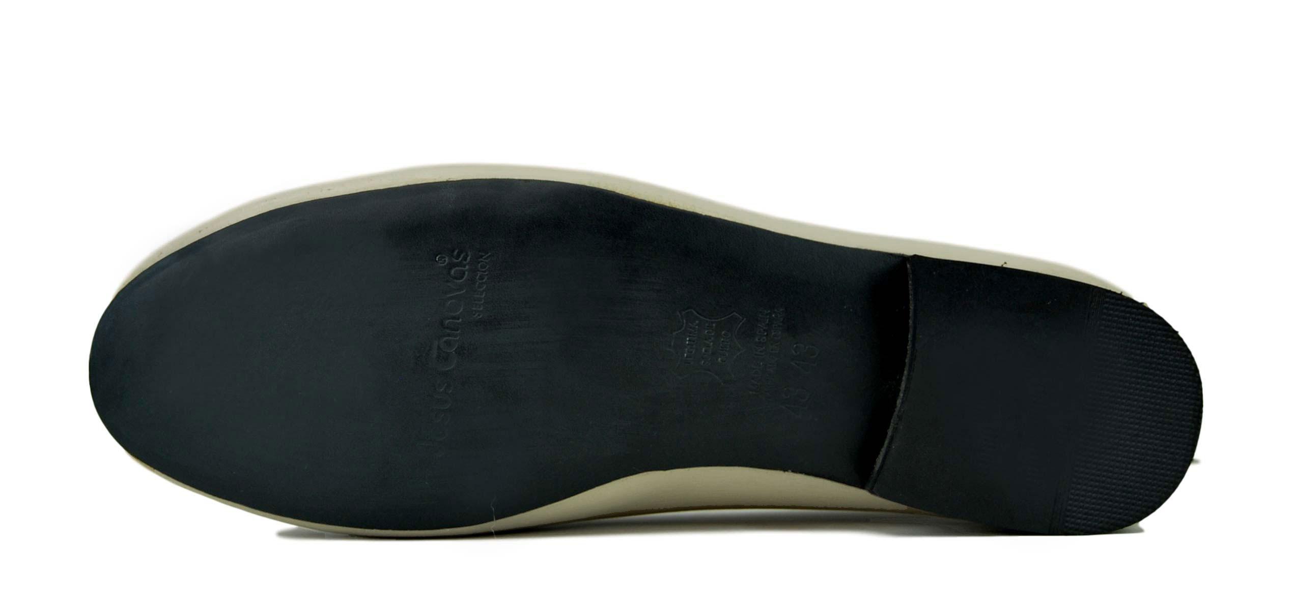 Foto 3 de Zapatos Julio Iglesias Mocasin 528 JC Tangon Napa
